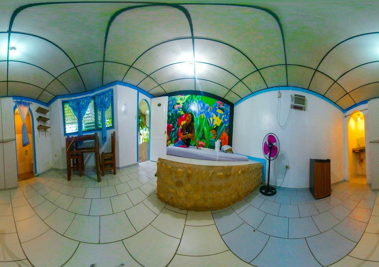 Wohnung 5 mit Klimaanlage, 1 Badezimmer und 1 Schlafzimmer