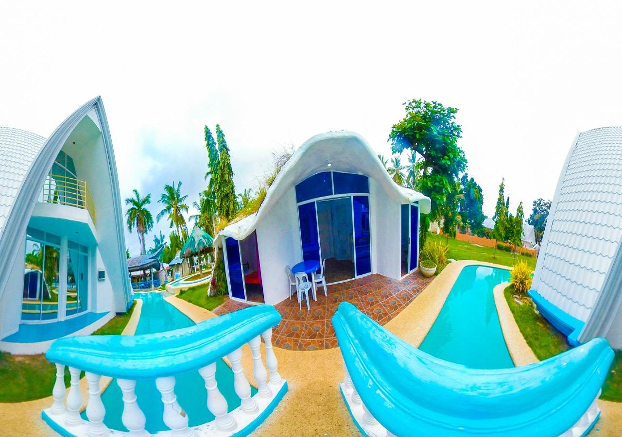 Pool Hhlenhaus El Paradiso Resort Alcoy