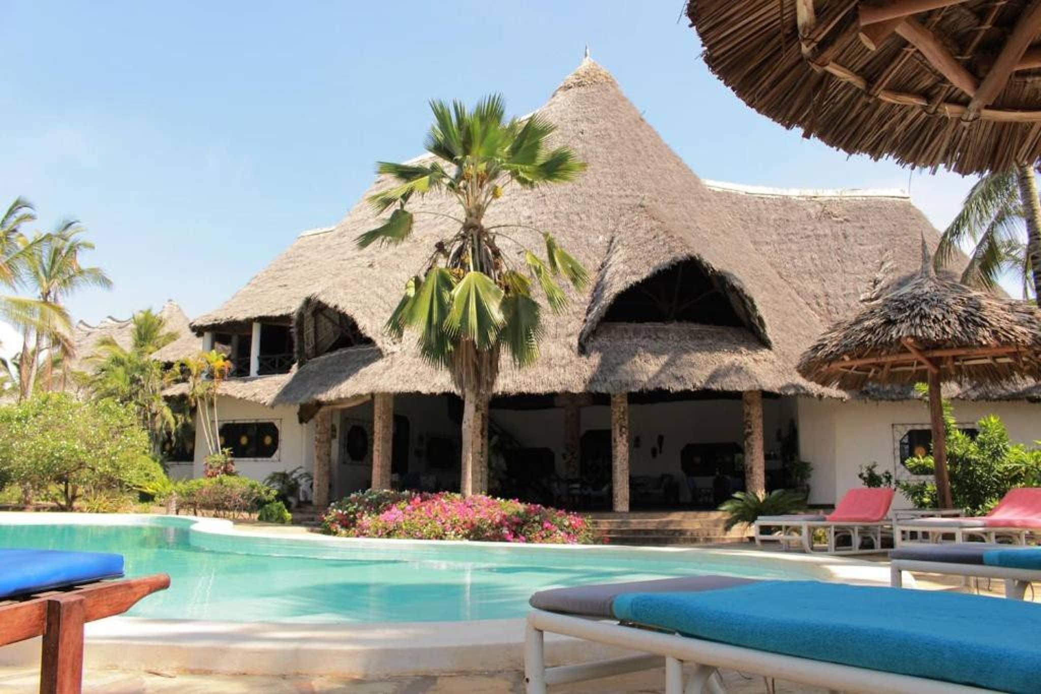 Strandlage Luxusvilla Villa in Kenia