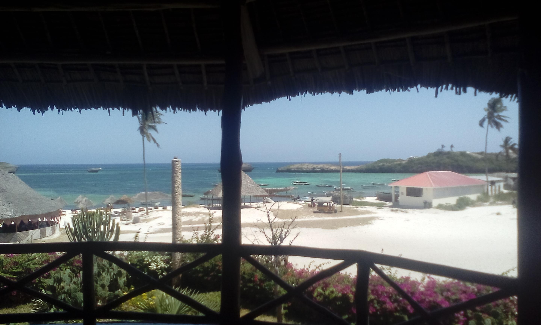 Nicky Villa am Strand Villa in Kenia