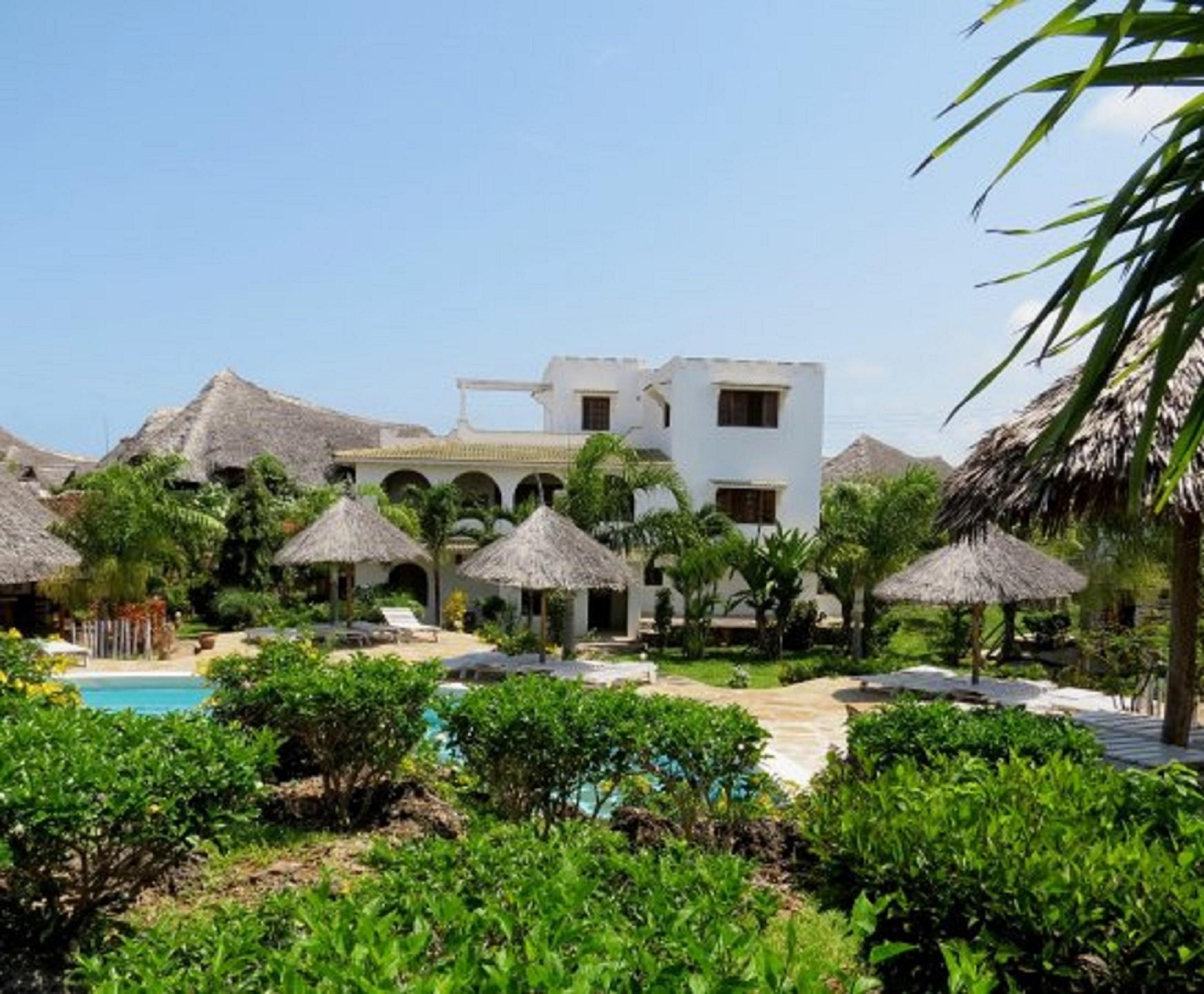 Kibali Fabulous Apartment mit funf Schlafzimmern Ferienwohnung in Kenia