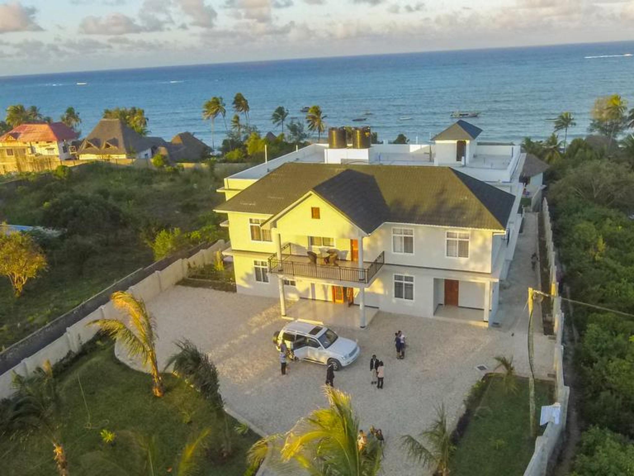 Das Sea Crest Hotel Spa befindet sich in Strandnah  in Tansania