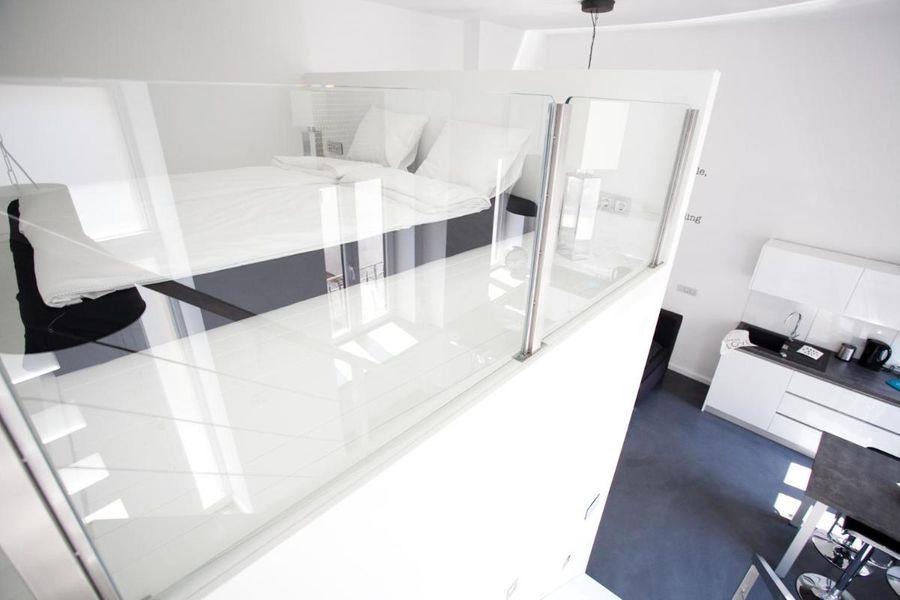 Mini Loft Design - Sauna