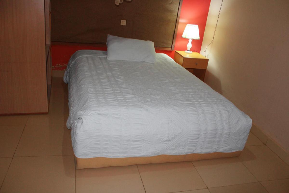 Delta Resort Hotel - Budget double room