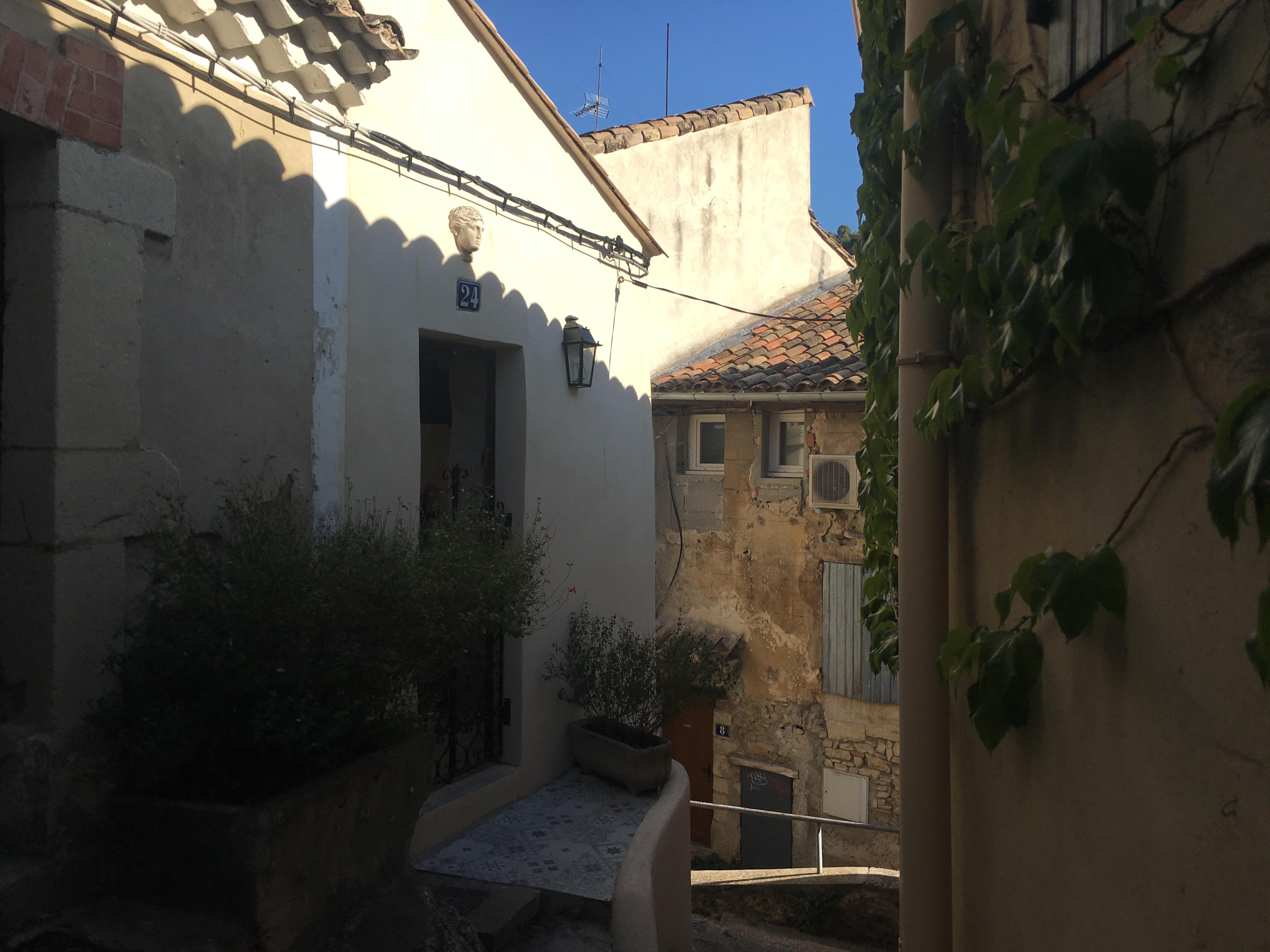 Holiday house Historisches Stadthaus im Zentrum von Vaison, nur einen Steinwurf vom Pont Romain entfernt (2512020), Vaison la Romaine, Vaucluse, Provence - Alps - Côte d'Azur, France, picture 43