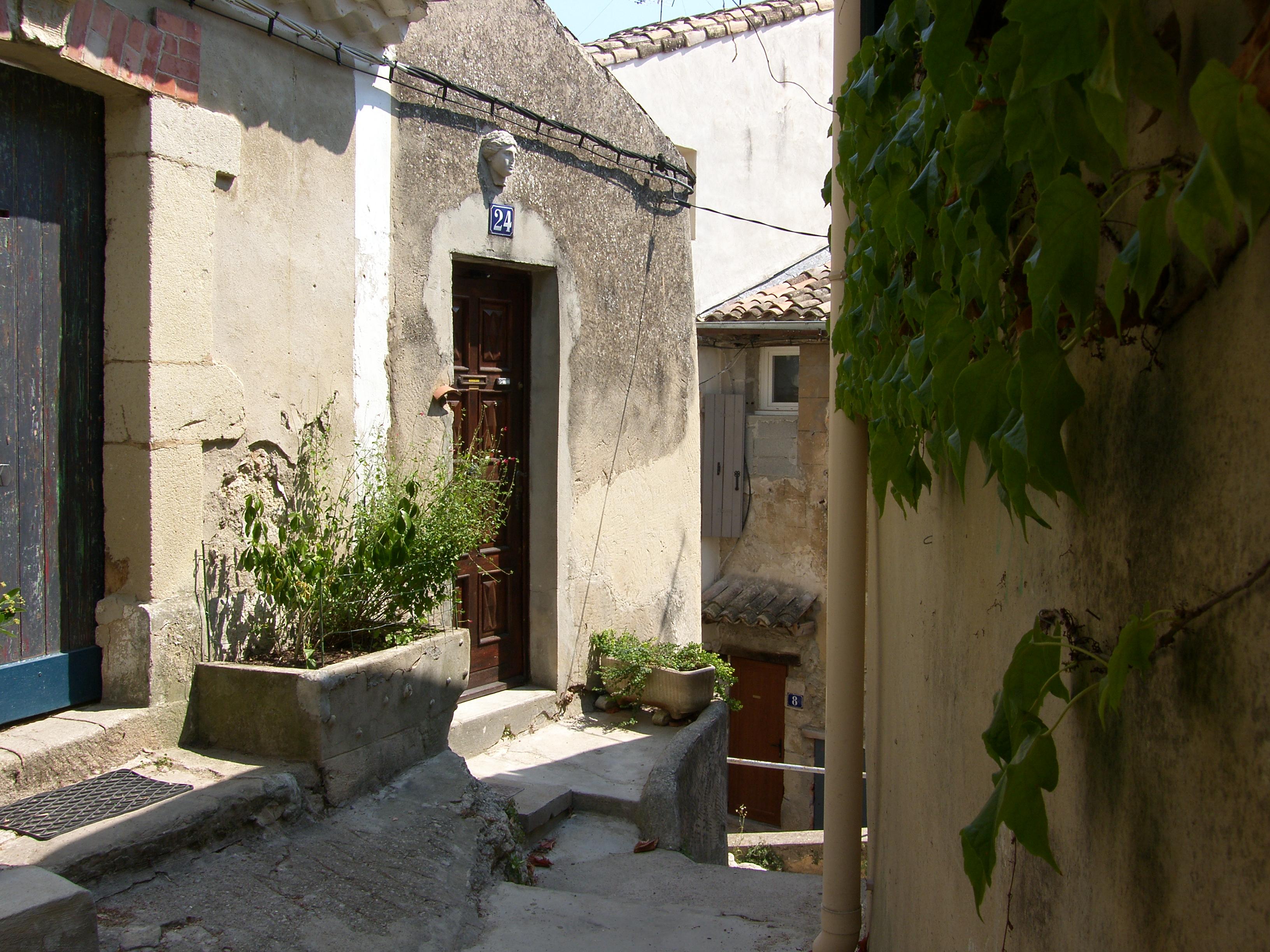Holiday house Historisches Stadthaus im Zentrum von Vaison, nur einen Steinwurf vom Pont Romain entfernt (2512020), Vaison la Romaine, Vaucluse, Provence - Alps - Côte d'Azur, France, picture 34