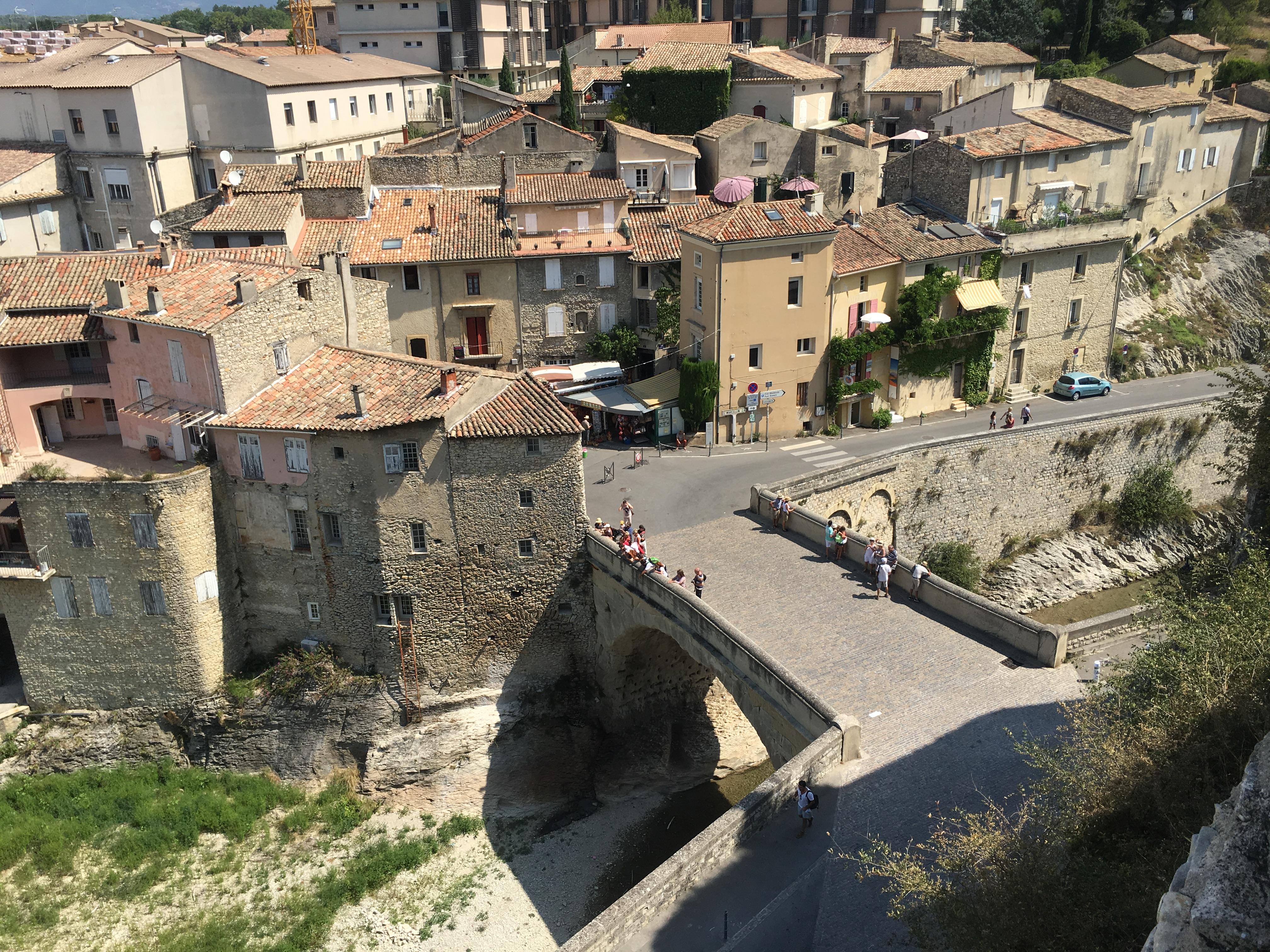 Holiday house Historisches Stadthaus im Zentrum von Vaison, nur einen Steinwurf vom Pont Romain entfernt (2512020), Vaison la Romaine, Vaucluse, Provence - Alps - Côte d'Azur, France, picture 13
