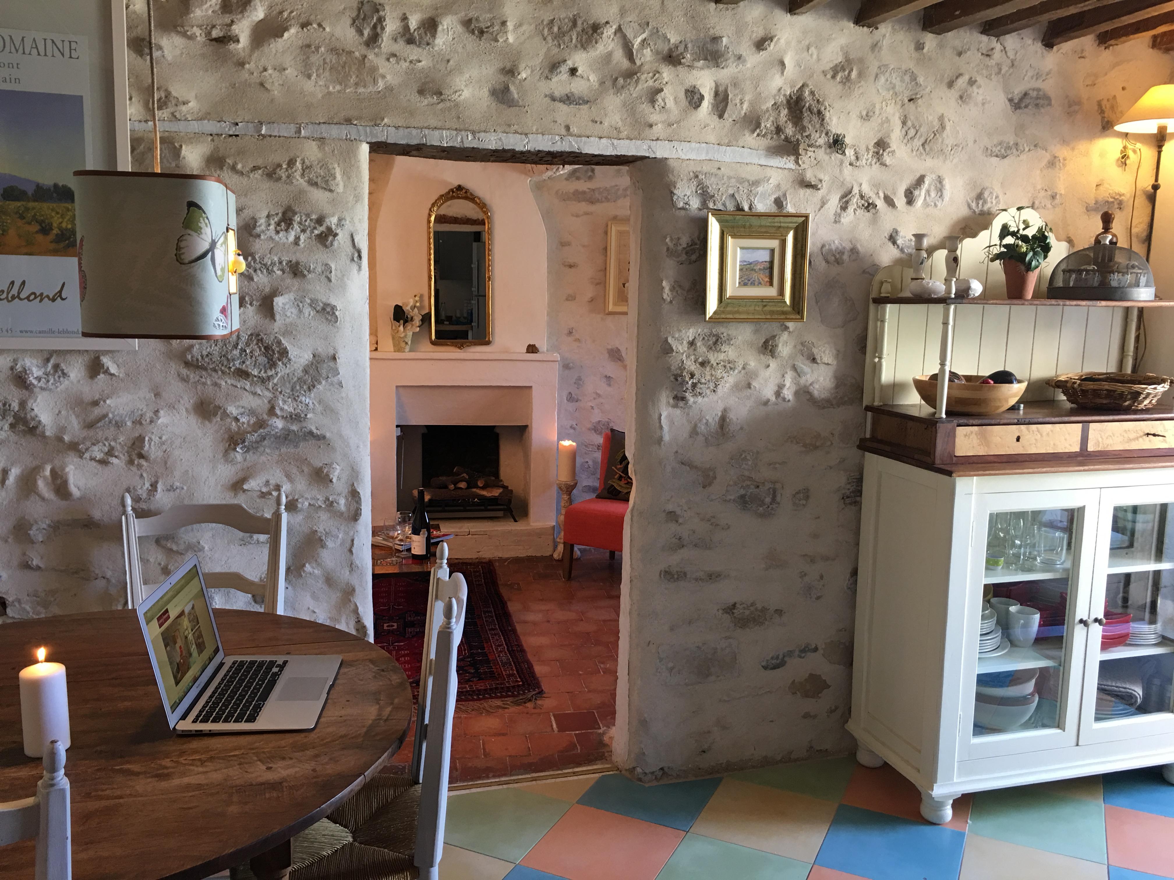 Holiday house Historisches Stadthaus im Zentrum von Vaison, nur einen Steinwurf vom Pont Romain entfernt (2512020), Vaison la Romaine, Vaucluse, Provence - Alps - Côte d'Azur, France, picture 3