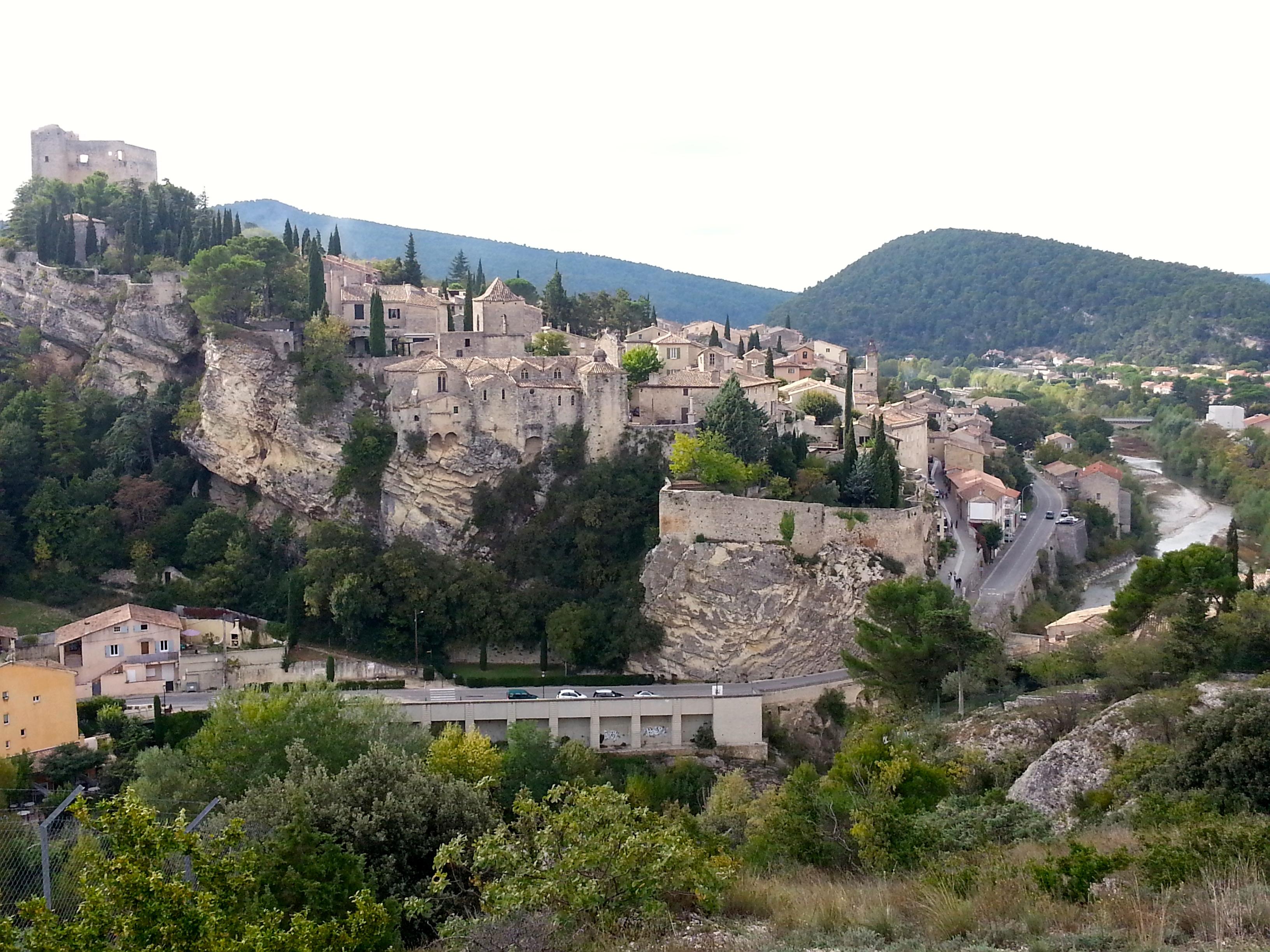 Holiday house Historisches Stadthaus im Zentrum von Vaison, nur einen Steinwurf vom Pont Romain entfernt (2512020), Vaison la Romaine, Vaucluse, Provence - Alps - Côte d'Azur, France, picture 17