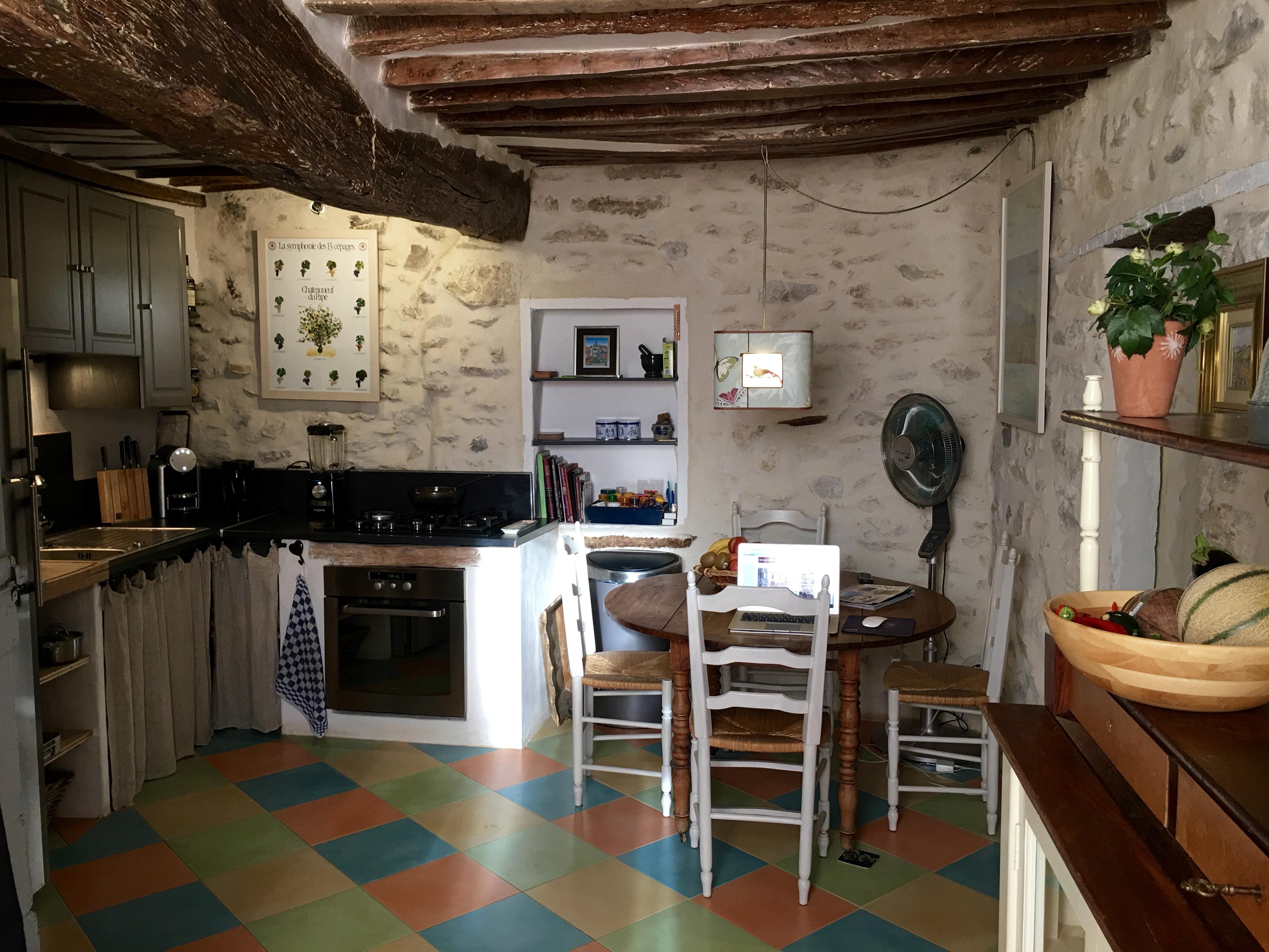 Holiday house Historisches Stadthaus im Zentrum von Vaison, nur einen Steinwurf vom Pont Romain entfernt (2512020), Vaison la Romaine, Vaucluse, Provence - Alps - Côte d'Azur, France, picture 7