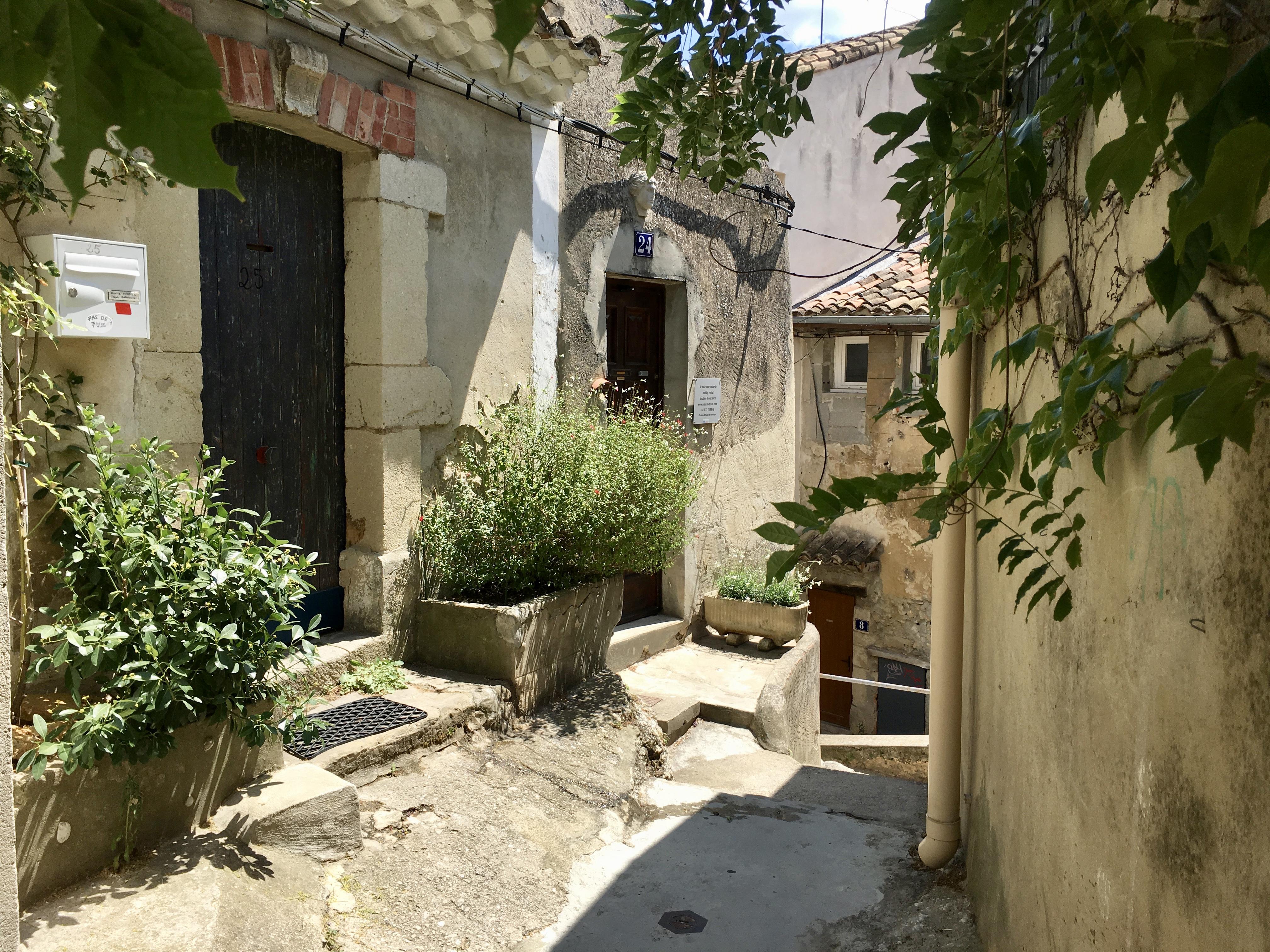 Holiday house Historisches Stadthaus im Zentrum von Vaison, nur einen Steinwurf vom Pont Romain entfernt (2512020), Vaison la Romaine, Vaucluse, Provence - Alps - Côte d'Azur, France, picture 38