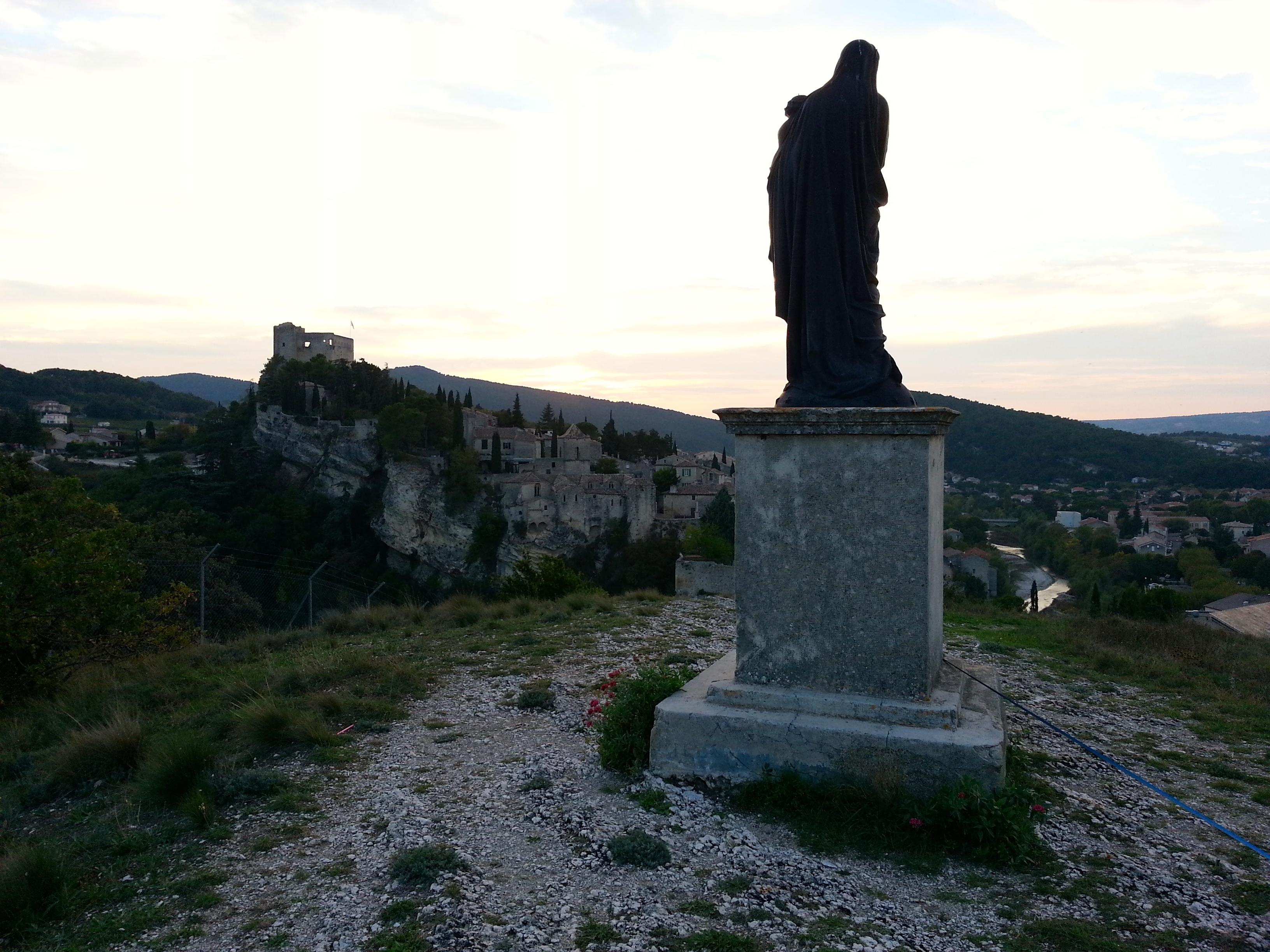 Holiday house Historisches Stadthaus im Zentrum von Vaison, nur einen Steinwurf vom Pont Romain entfernt (2512020), Vaison la Romaine, Vaucluse, Provence - Alps - Côte d'Azur, France, picture 16