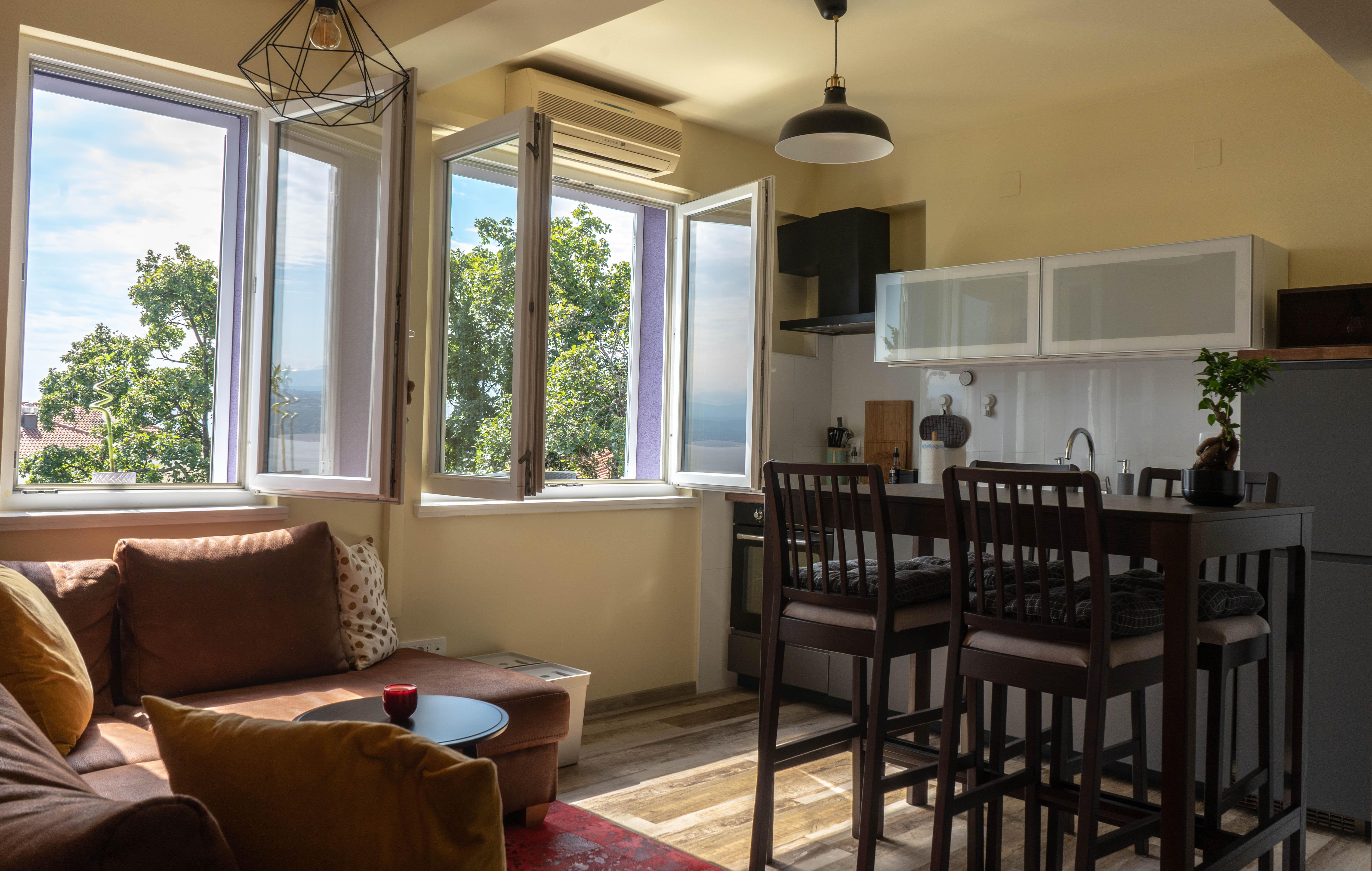 Appartement de vacances Wohnung mit Meerblick (2819649), Opatija, , Kvarner, Croatie, image 1