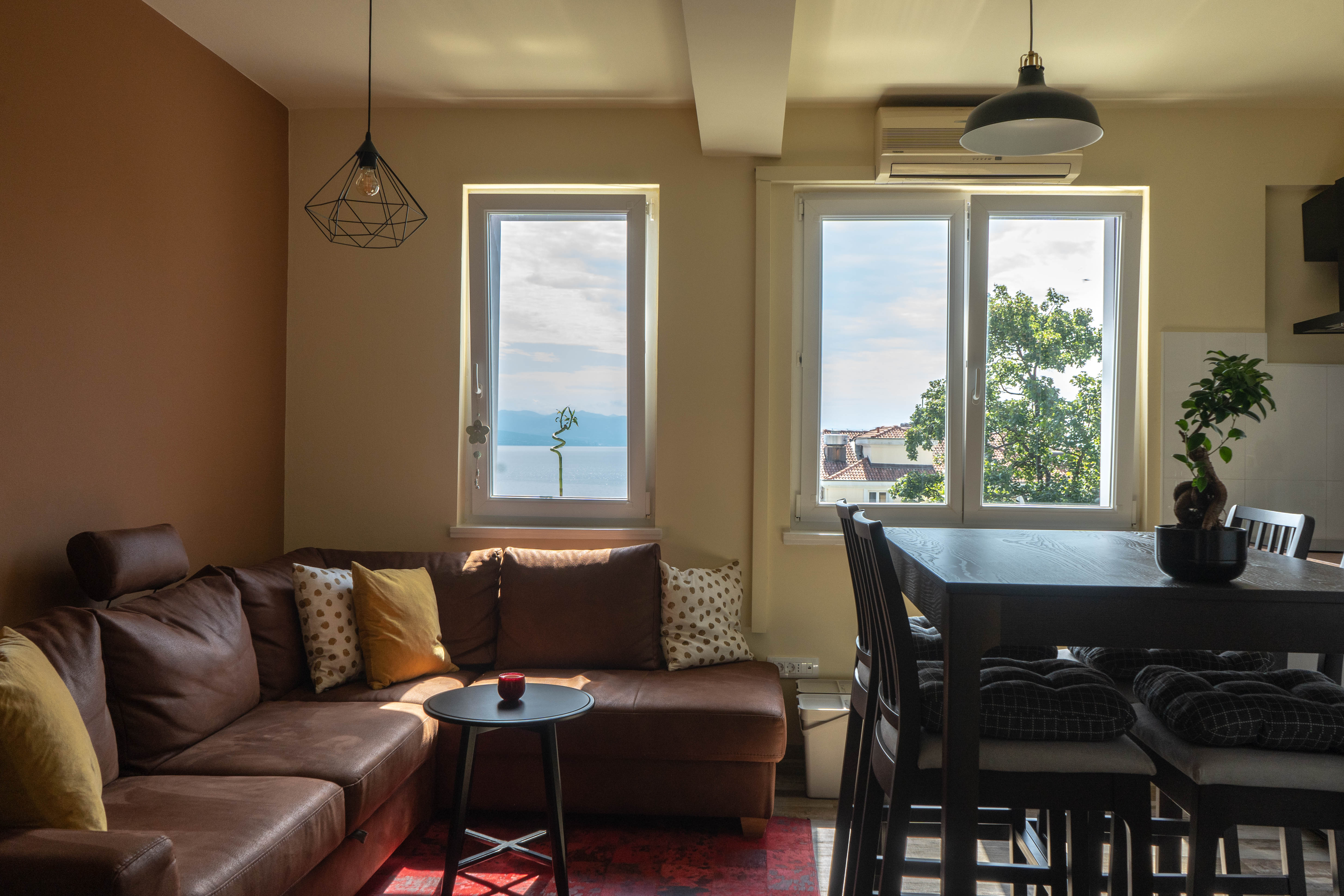 Appartement de vacances Wohnung mit Meerblick (2819649), Opatija, , Kvarner, Croatie, image 6