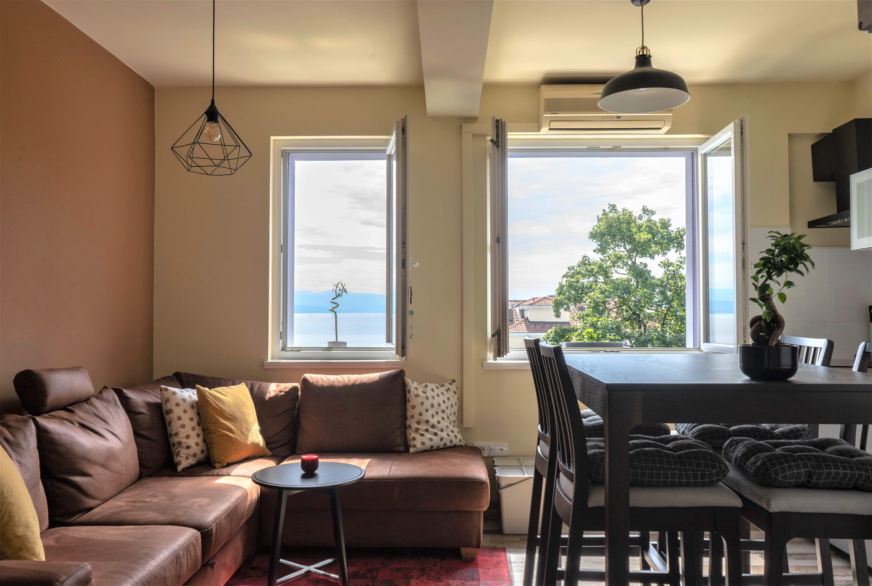 Appartement de vacances Wohnung mit Meerblick (2819649), Opatija, , Kvarner, Croatie, image 3