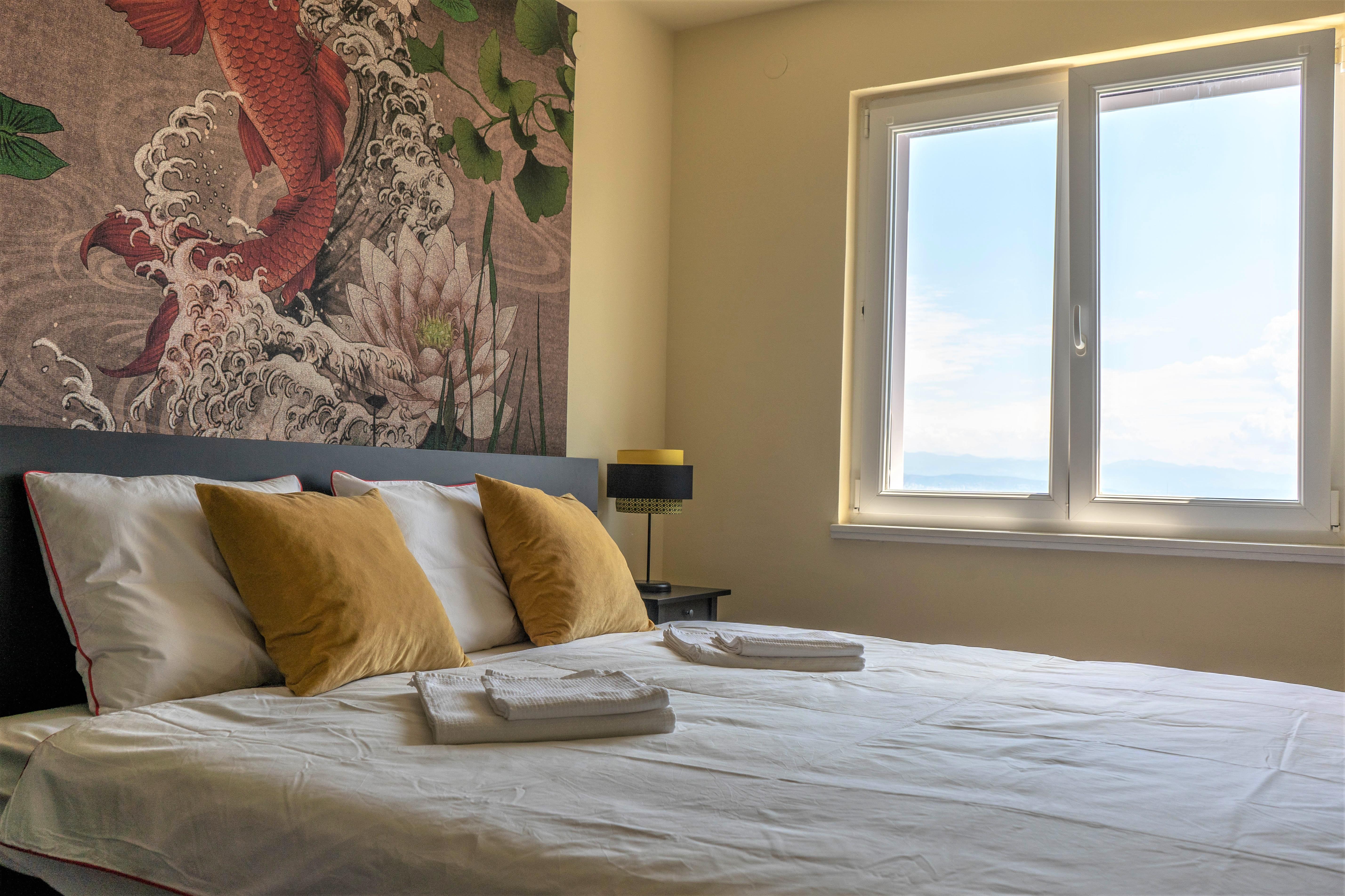 Appartement de vacances Wohnung mit Meerblick (2819649), Opatija, , Kvarner, Croatie, image 11