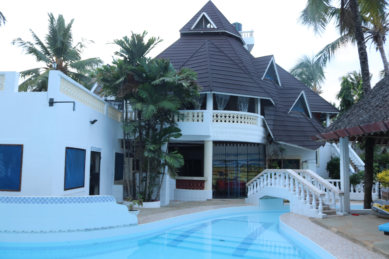 Ein wunderschones Strandhotel in Diani Beach, Keni  in Kenia
