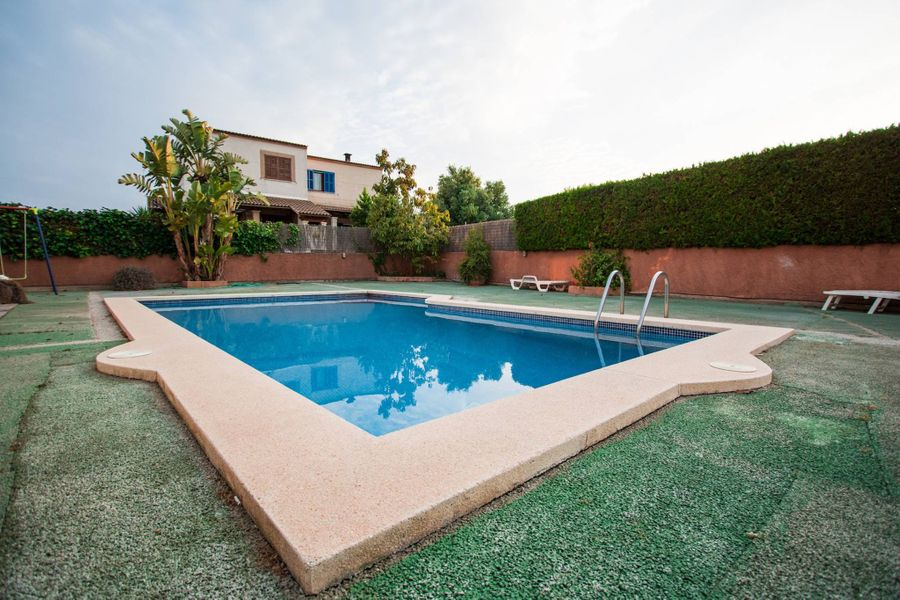 Beautiful, Comfortable House With Pool In Mallorca