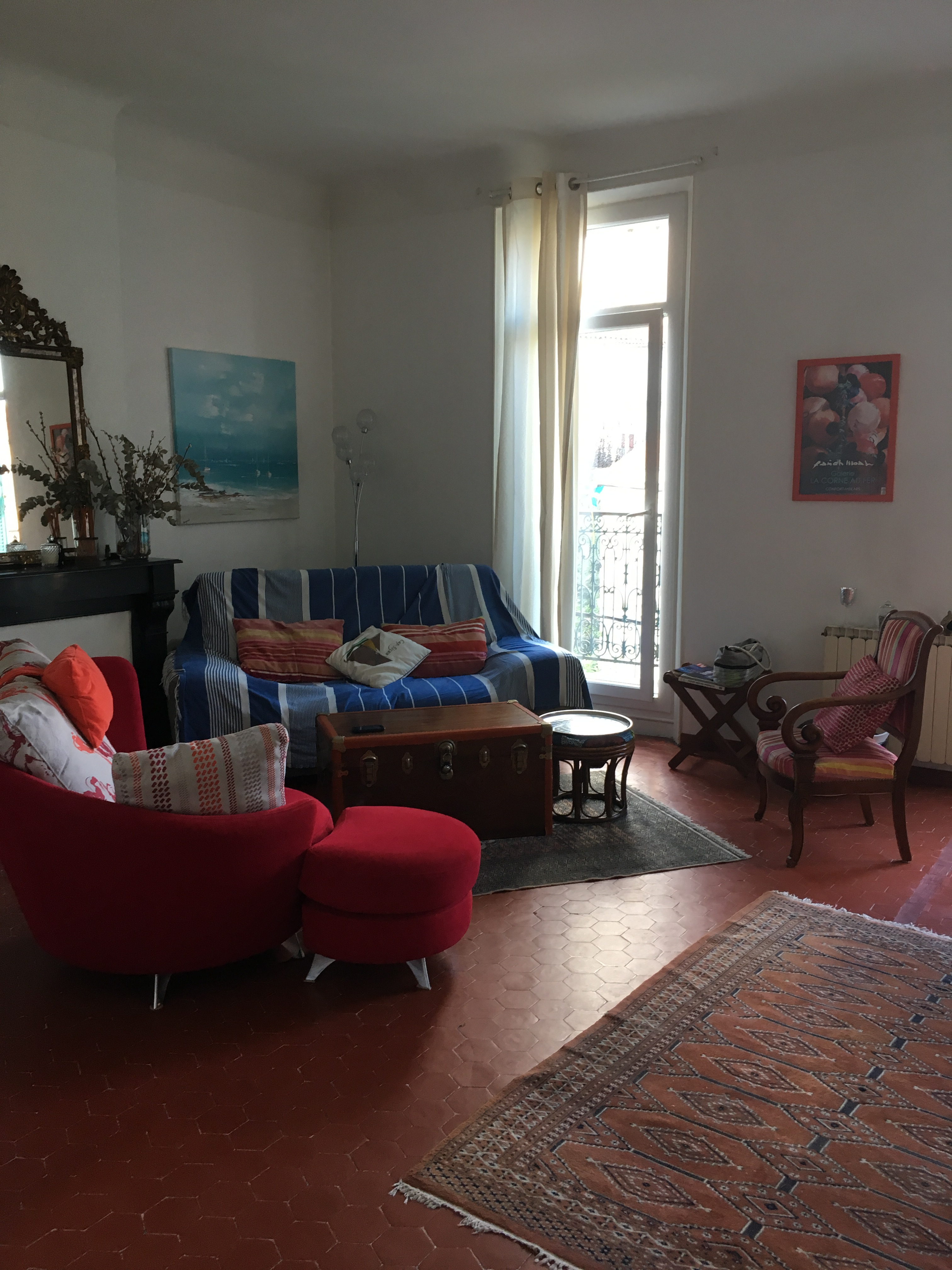 Die Wohnung Gabriel du Mourillon