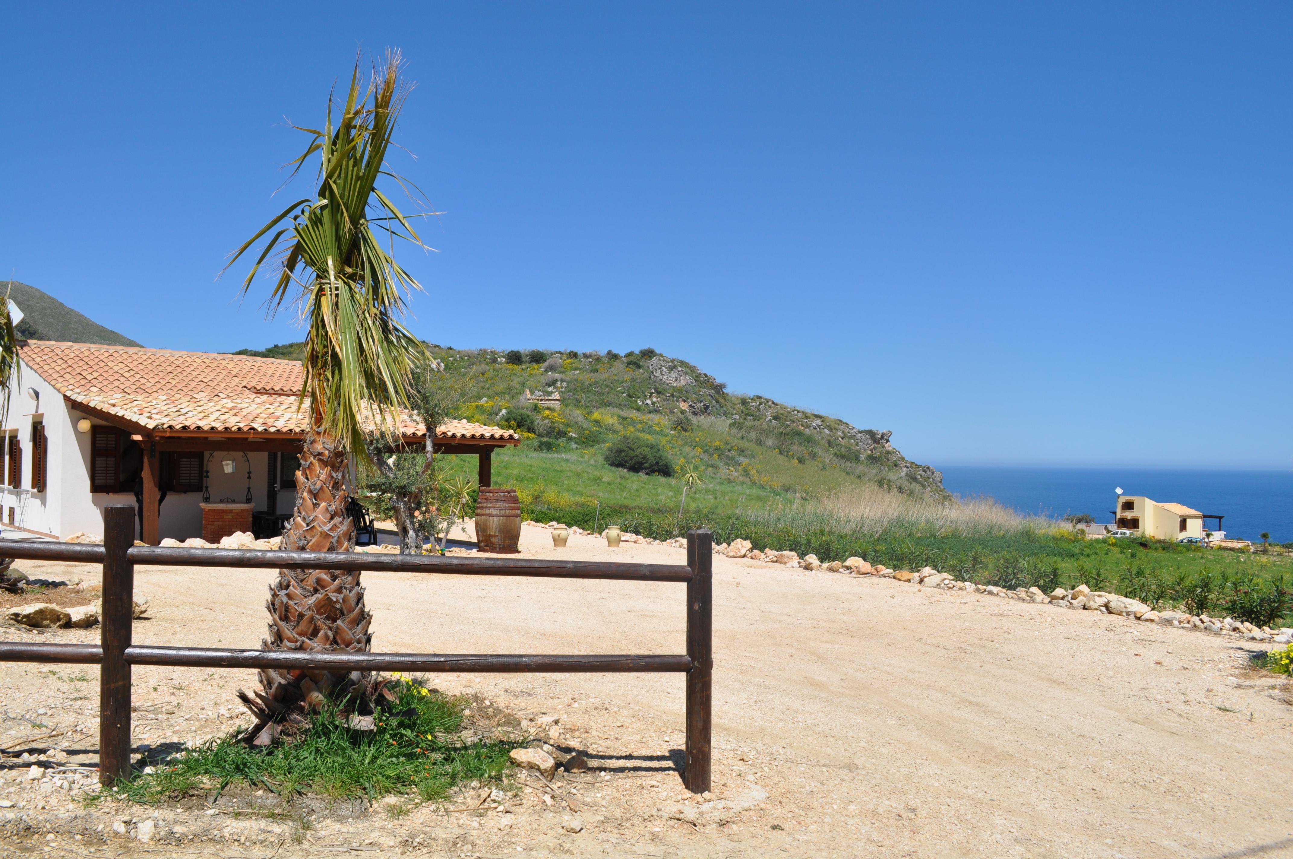 Holiday apartment Villa Elena 2 km vom Naturschutzgebiet von Zingaro (2379388), Scopello, Trapani, Sicily, Italy, picture 9