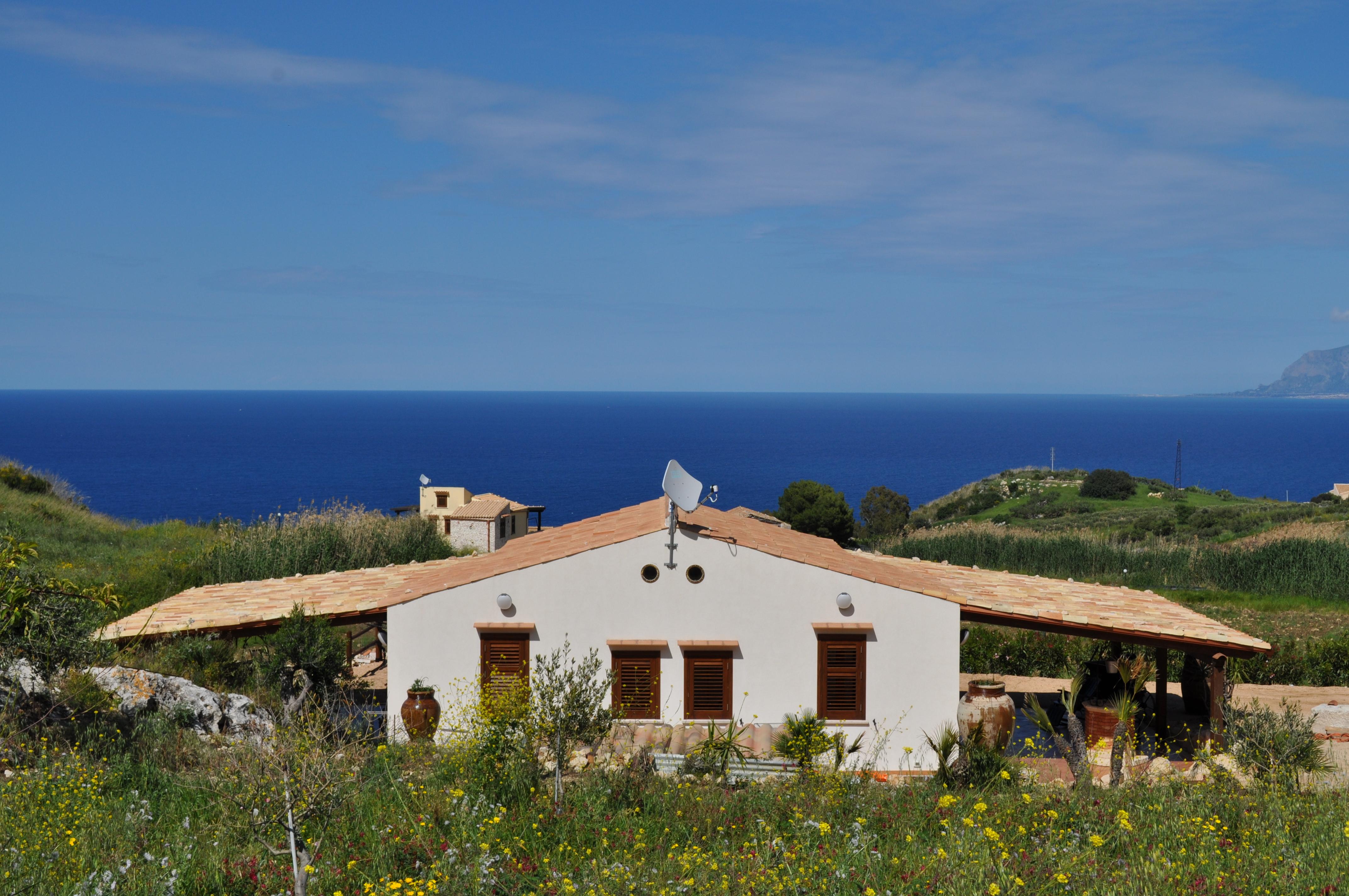 Holiday apartment Villa Elena 2 km vom Naturschutzgebiet von Zingaro (2379388), Scopello, Trapani, Sicily, Italy, picture 11