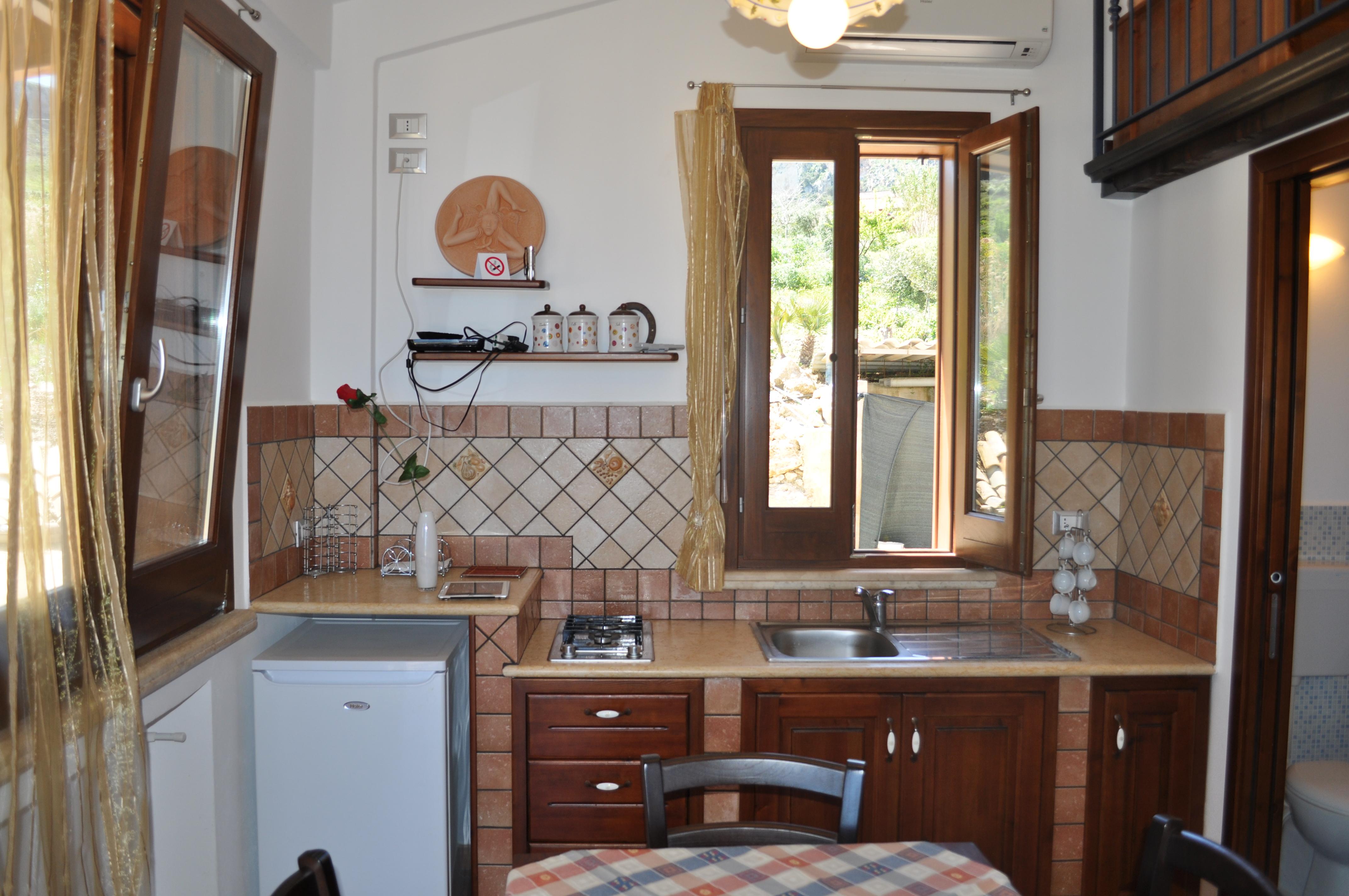 Holiday apartment Villa Elena 2 km vom Naturschutzgebiet von Zingaro (2379388), Scopello, Trapani, Sicily, Italy, picture 5