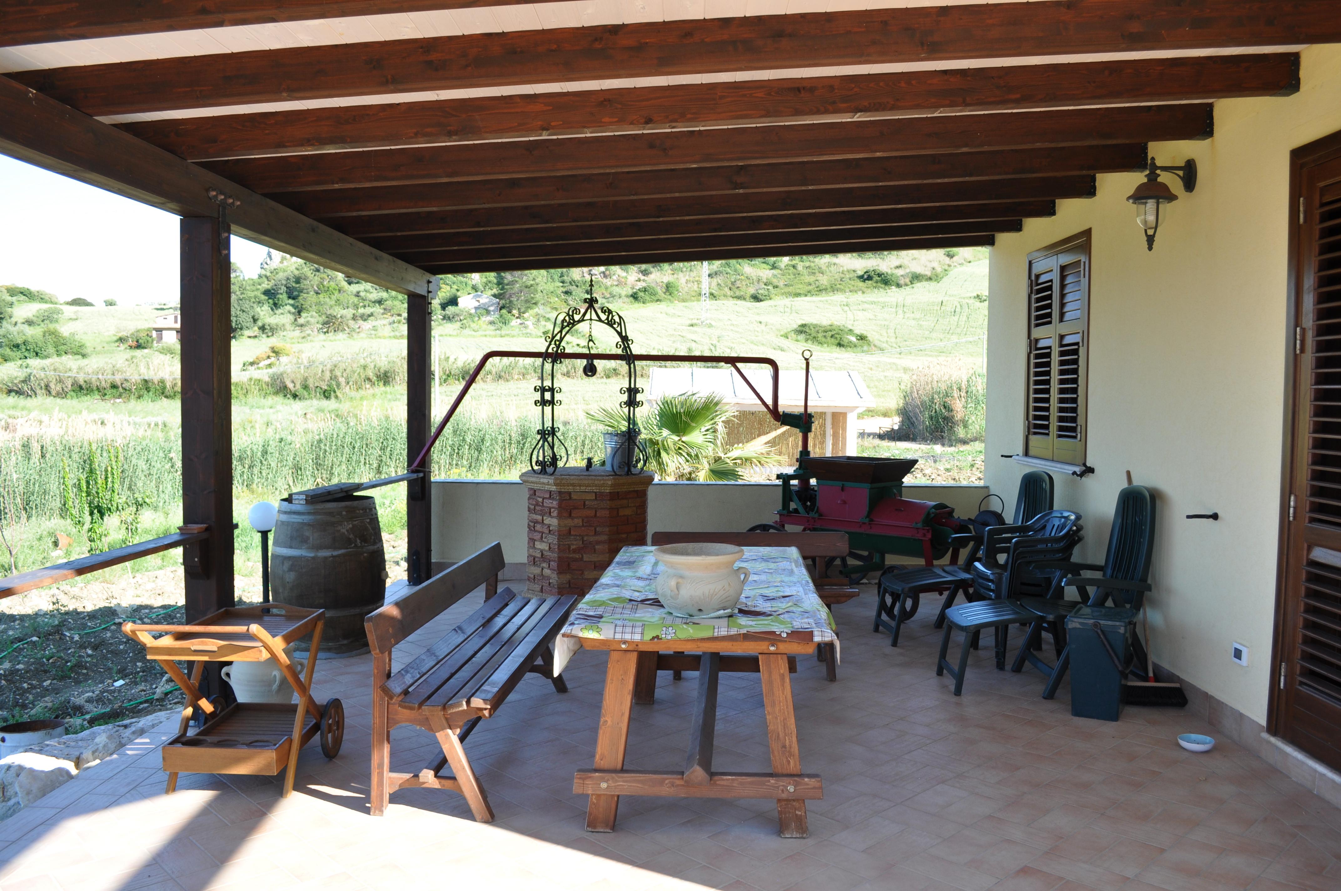 Holiday house Villa Anna 2 km vom Naturschutzgebiet von Zingaro (2379398), Scopello, Trapani, Sicily, Italy, picture 7