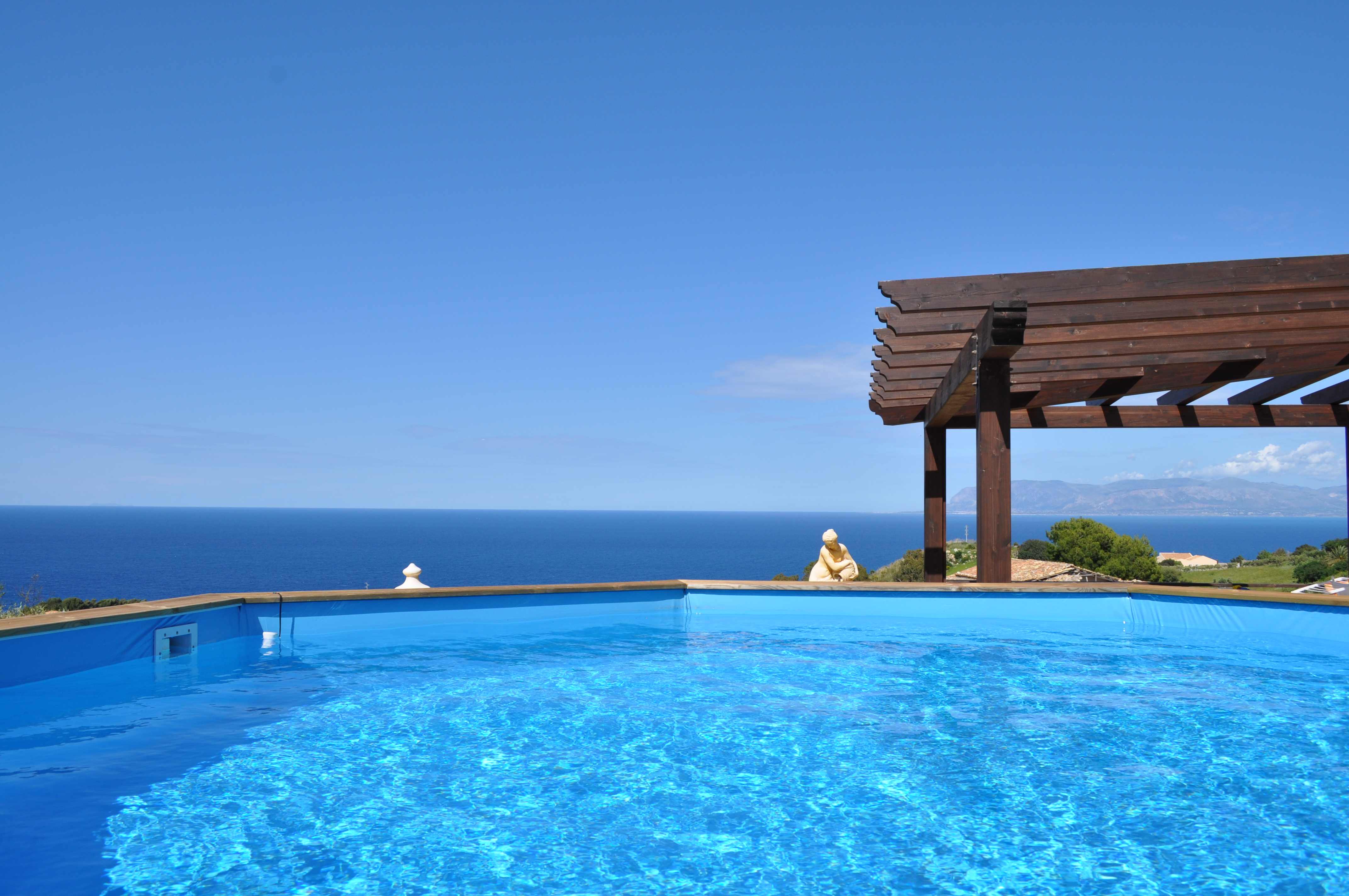 Holiday house Villa Anna 2 km vom Naturschutzgebiet von Zingaro (2379398), Scopello, Trapani, Sicily, Italy, picture 3