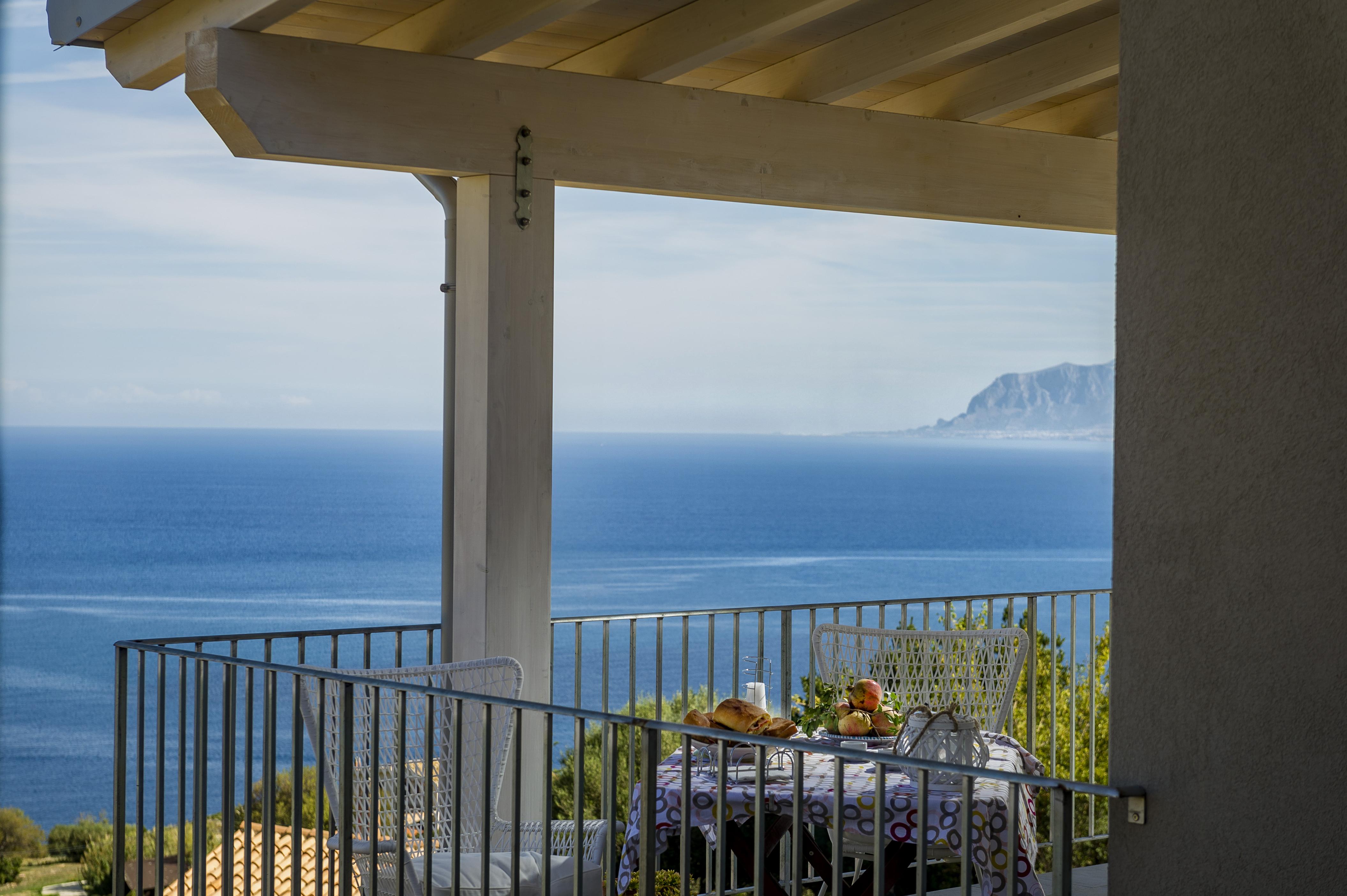 Holiday apartment Villa Rosaria 2 km vom Naturschutzgebiet von Zingaro (2379401), Scopello, Trapani, Sicily, Italy, picture 1