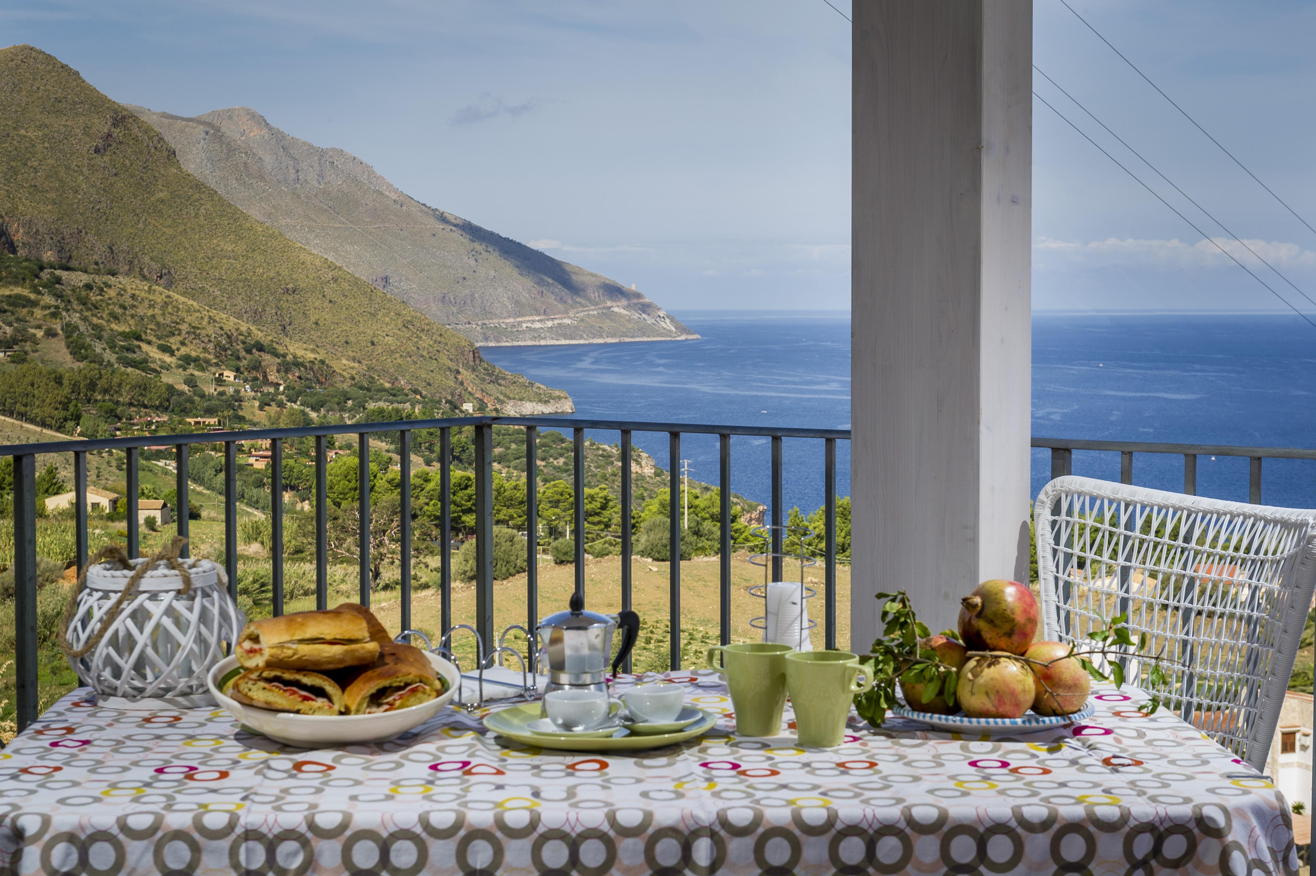 Holiday apartment Villa Rosaria 2 km vom Naturschutzgebiet von Zingaro (2379401), Scopello, Trapani, Sicily, Italy, picture 5
