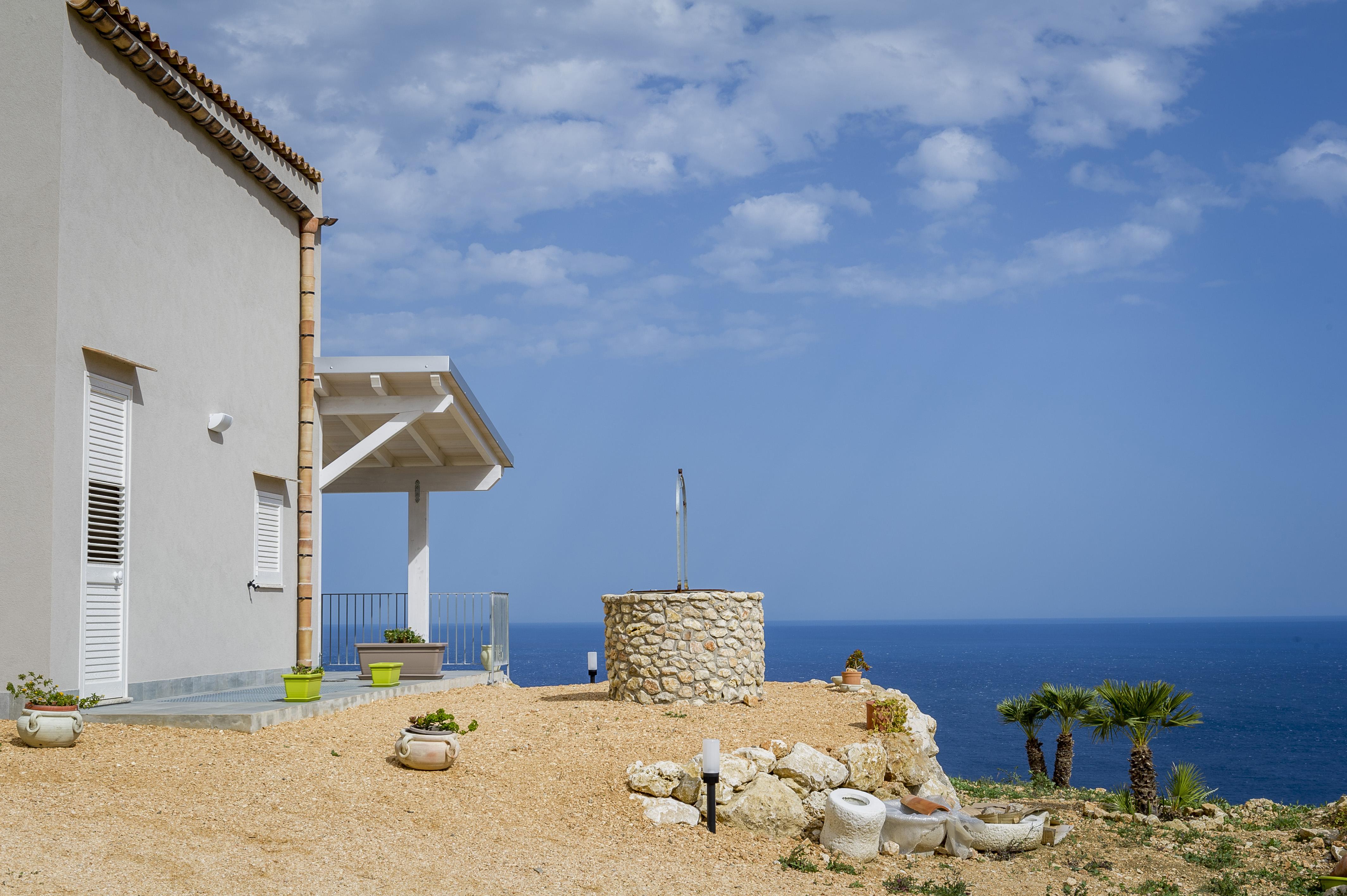 Holiday apartment Villa Rosaria 2 km vom Naturschutzgebiet von Zingaro (2379401), Scopello, Trapani, Sicily, Italy, picture 9
