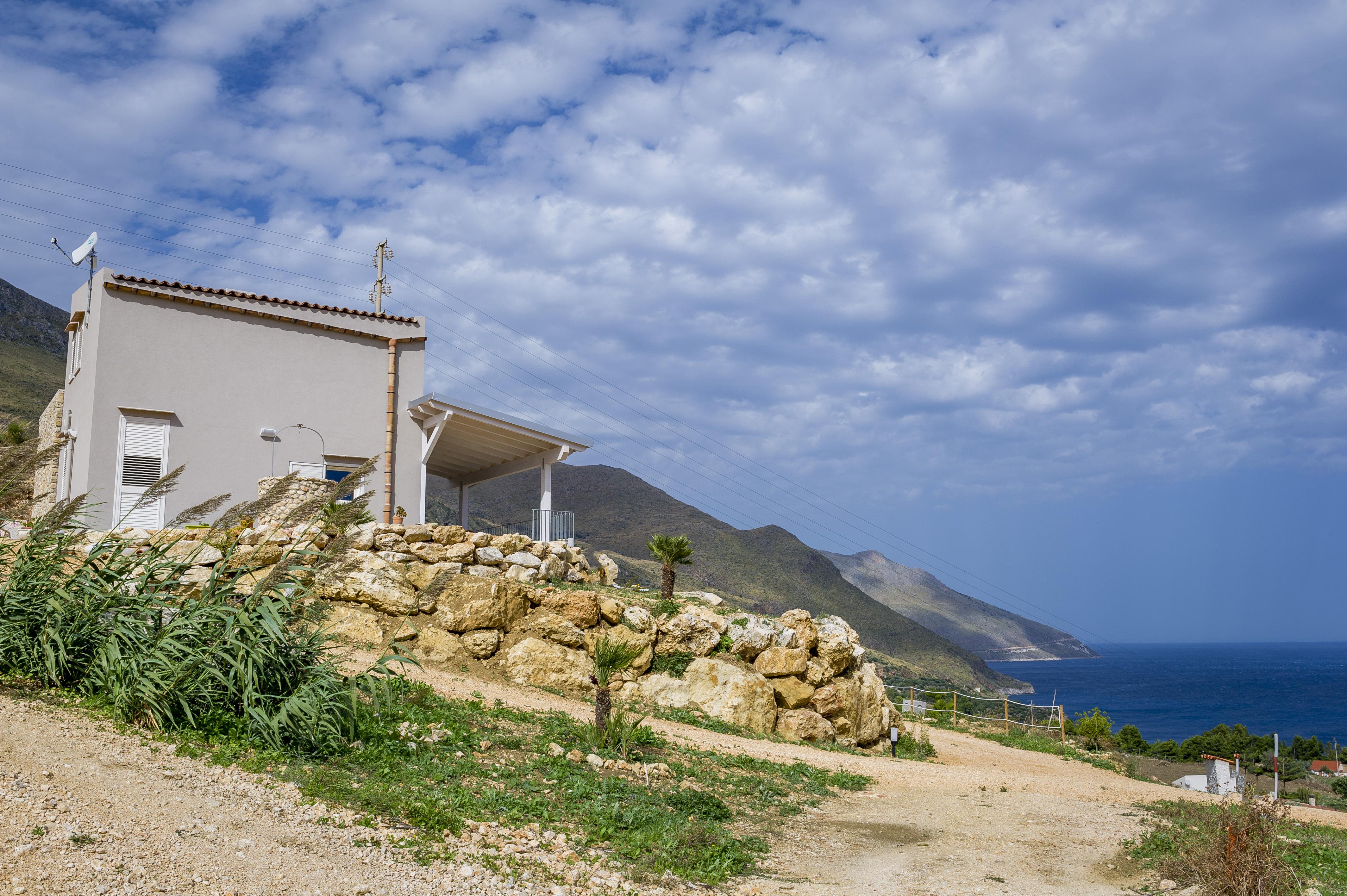Holiday apartment Villa Rosaria 2 km vom Naturschutzgebiet von Zingaro (2379401), Scopello, Trapani, Sicily, Italy, picture 8