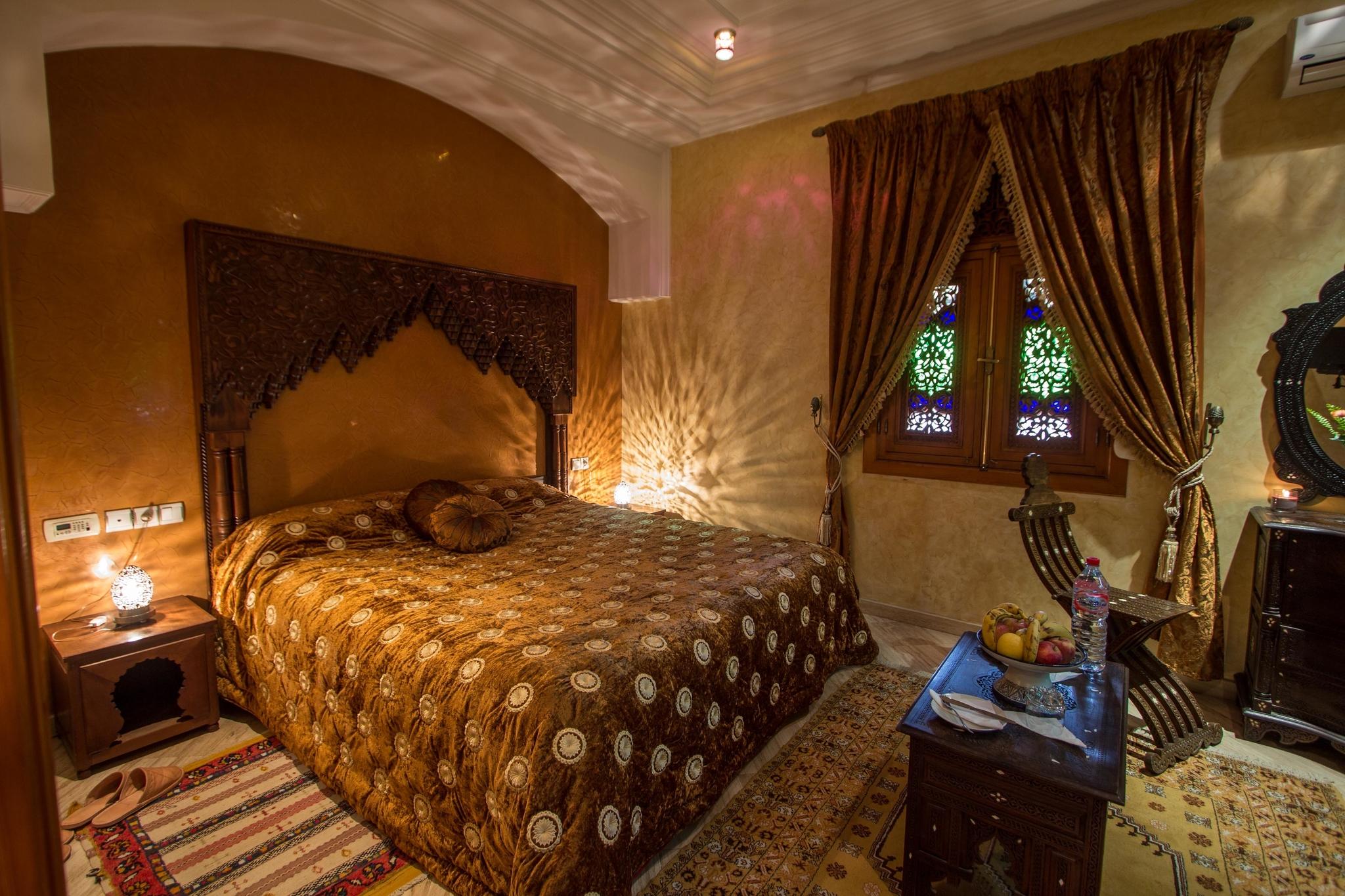 Geraumiges Superior Zimmer Yassmine  in Marokko
