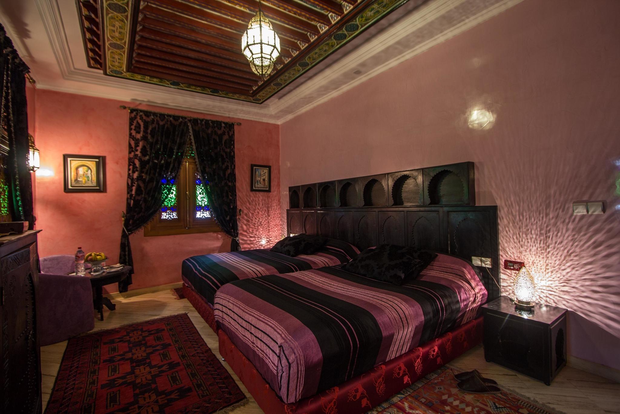 Vier- oder Familienzimmer Sofia  in Afrika