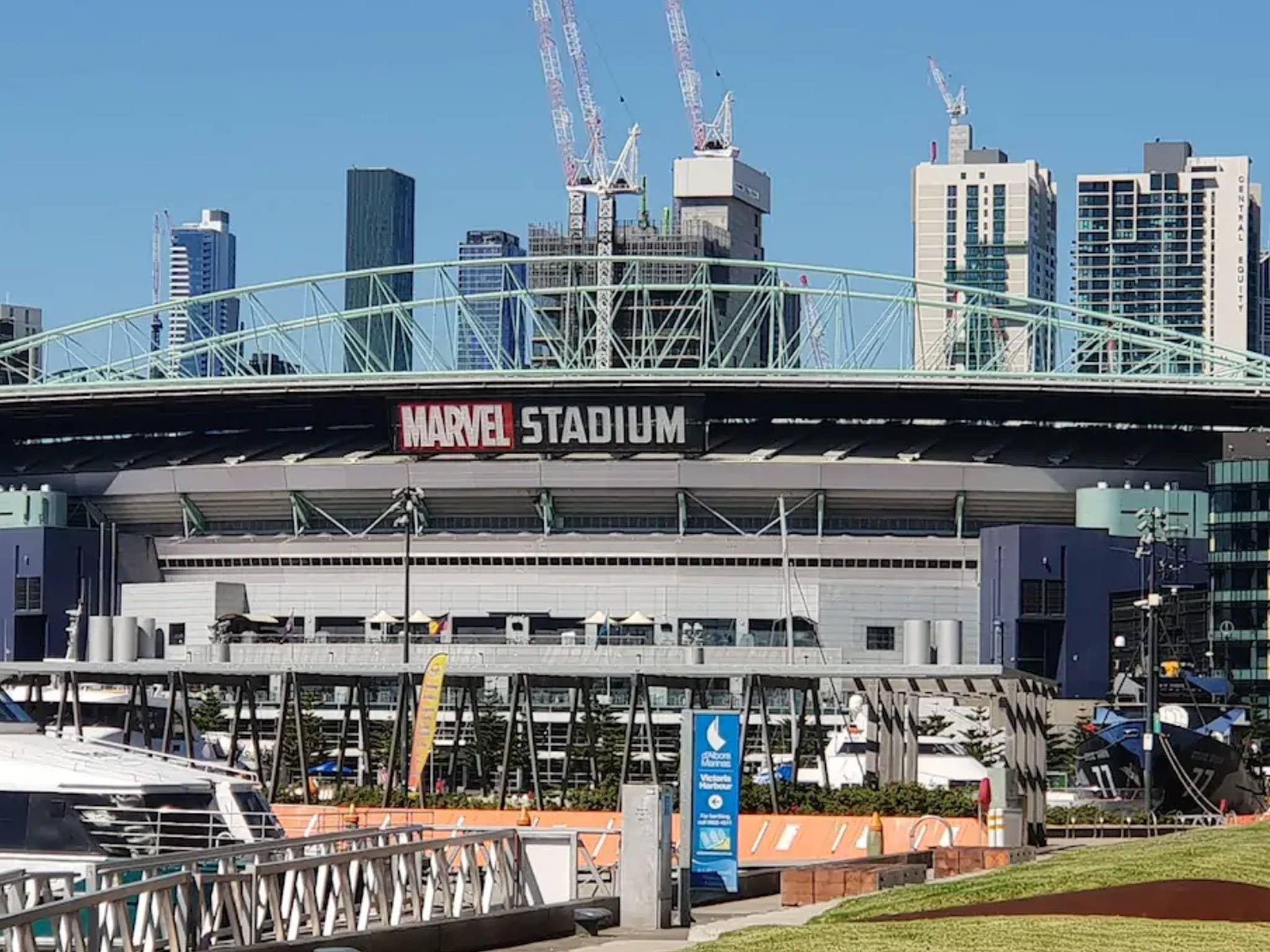 Ferienwohnung Atemberaubende Aussicht auf den Fluss Kostenlose Parkpltze Straenbahn WLAN (2782022), Melbourne, , Victoria, Australien, Bild 15