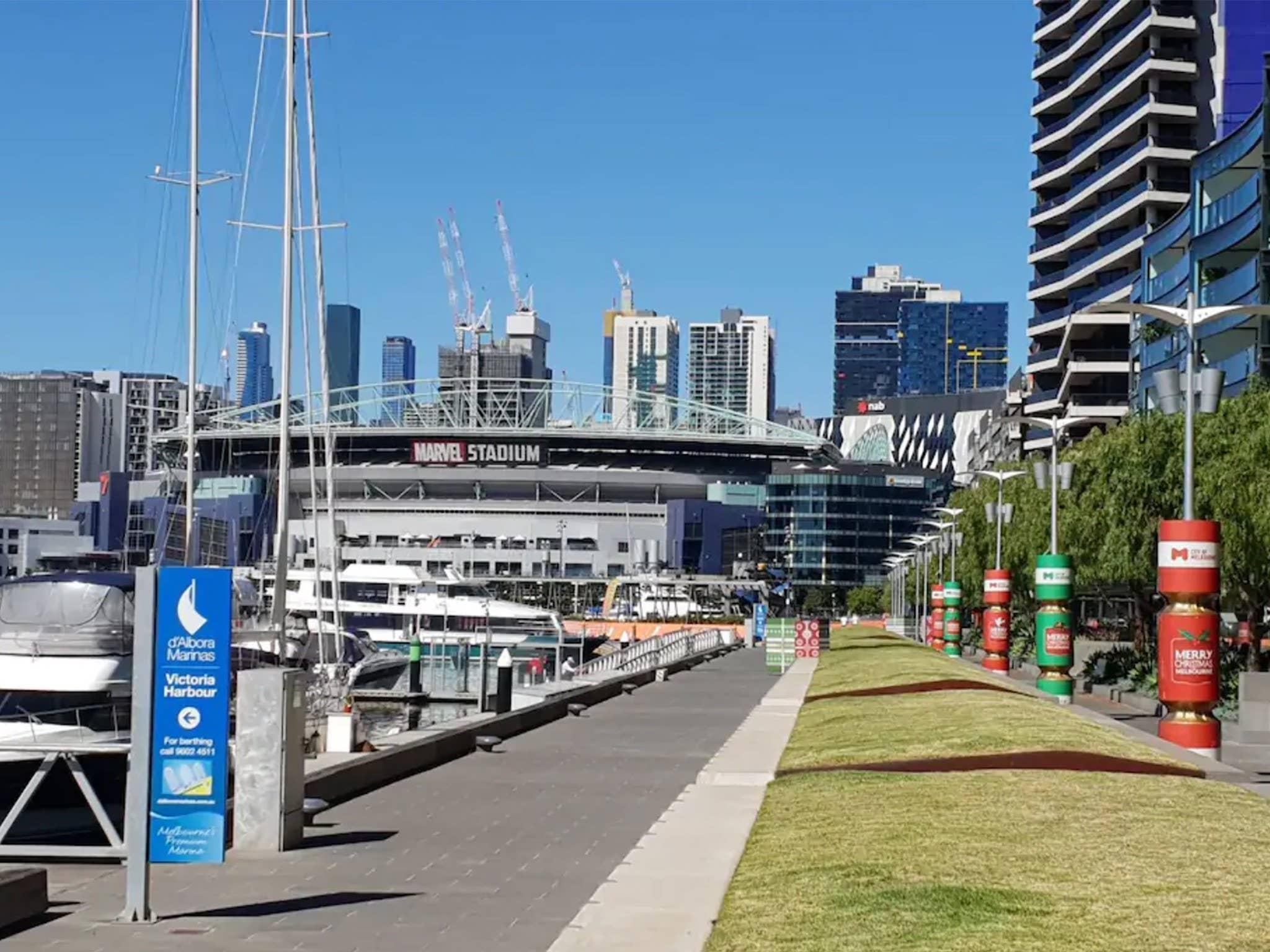 Ferienwohnung Atemberaubende Aussicht auf den Fluss Kostenlose Parkpltze Straenbahn WLAN (2782022), Melbourne, , Victoria, Australien, Bild 17