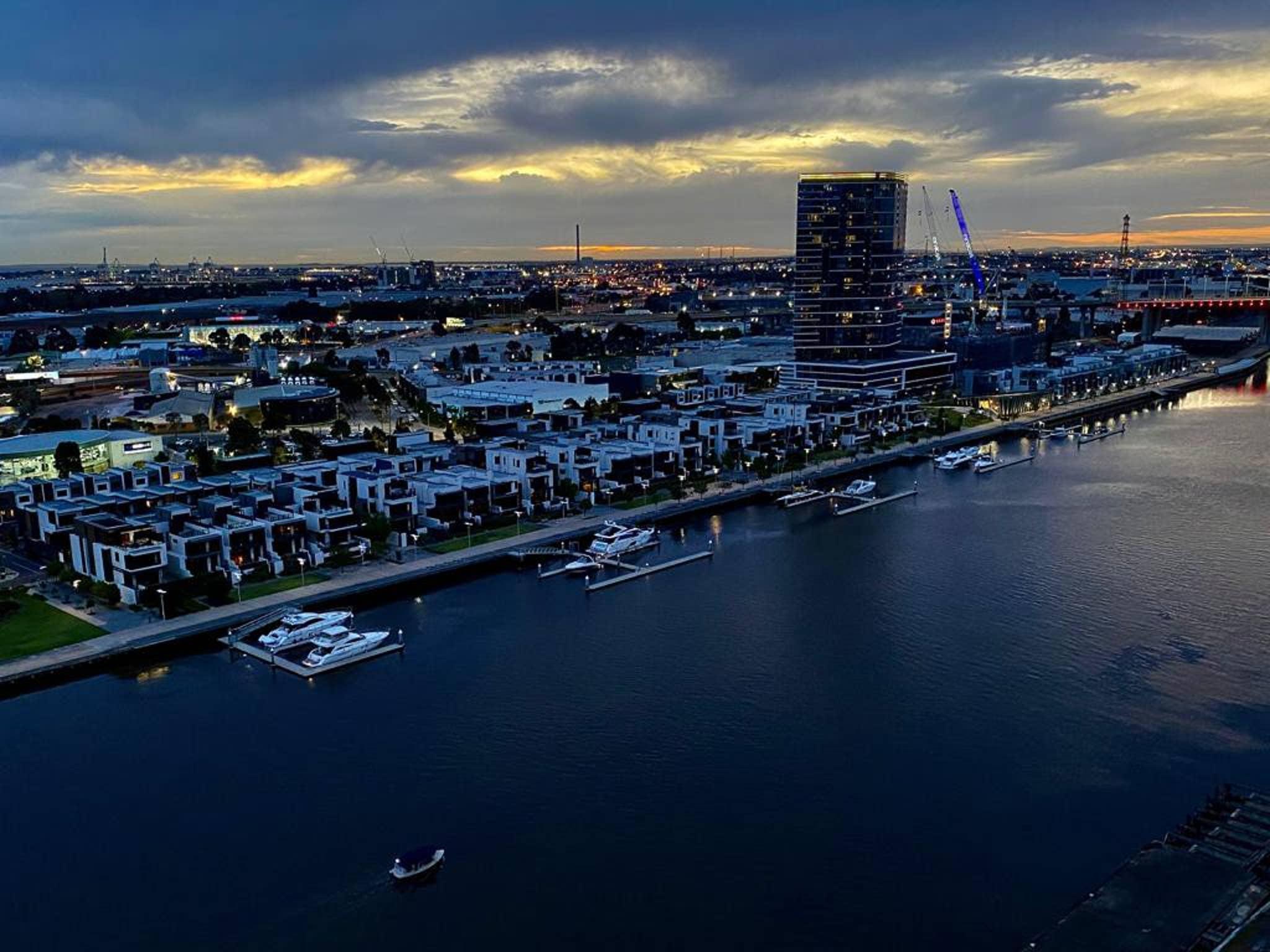 Ferienwohnung Atemberaubende Aussicht auf den Fluss Kostenlose Parkpltze Straenbahn WLAN (2782022), Melbourne, , Victoria, Australien, Bild 38
