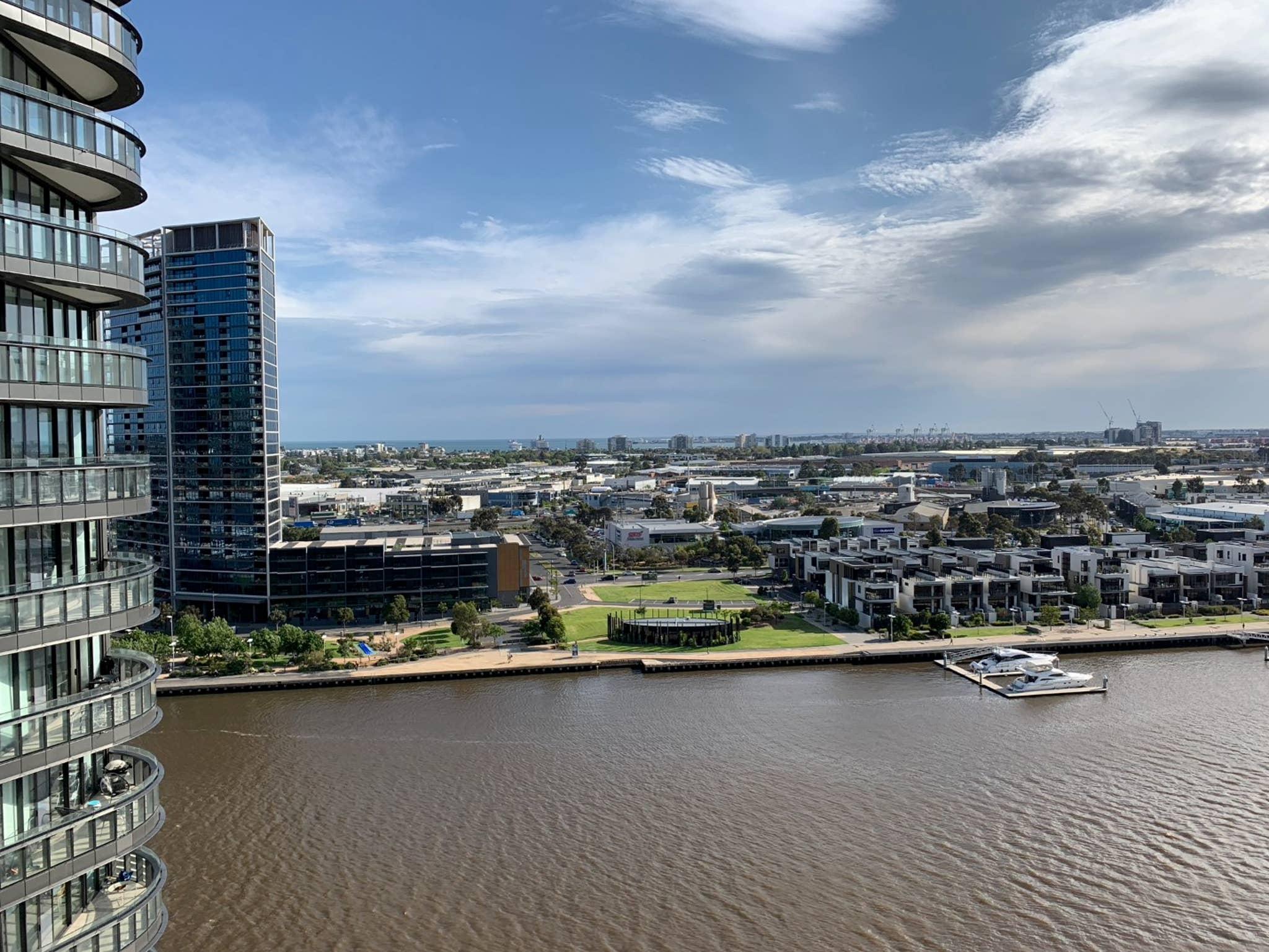Ferienwohnung Atemberaubende Aussicht auf den Fluss Kostenlose Parkpltze Straenbahn WLAN (2782022), Melbourne, , Victoria, Australien, Bild 31
