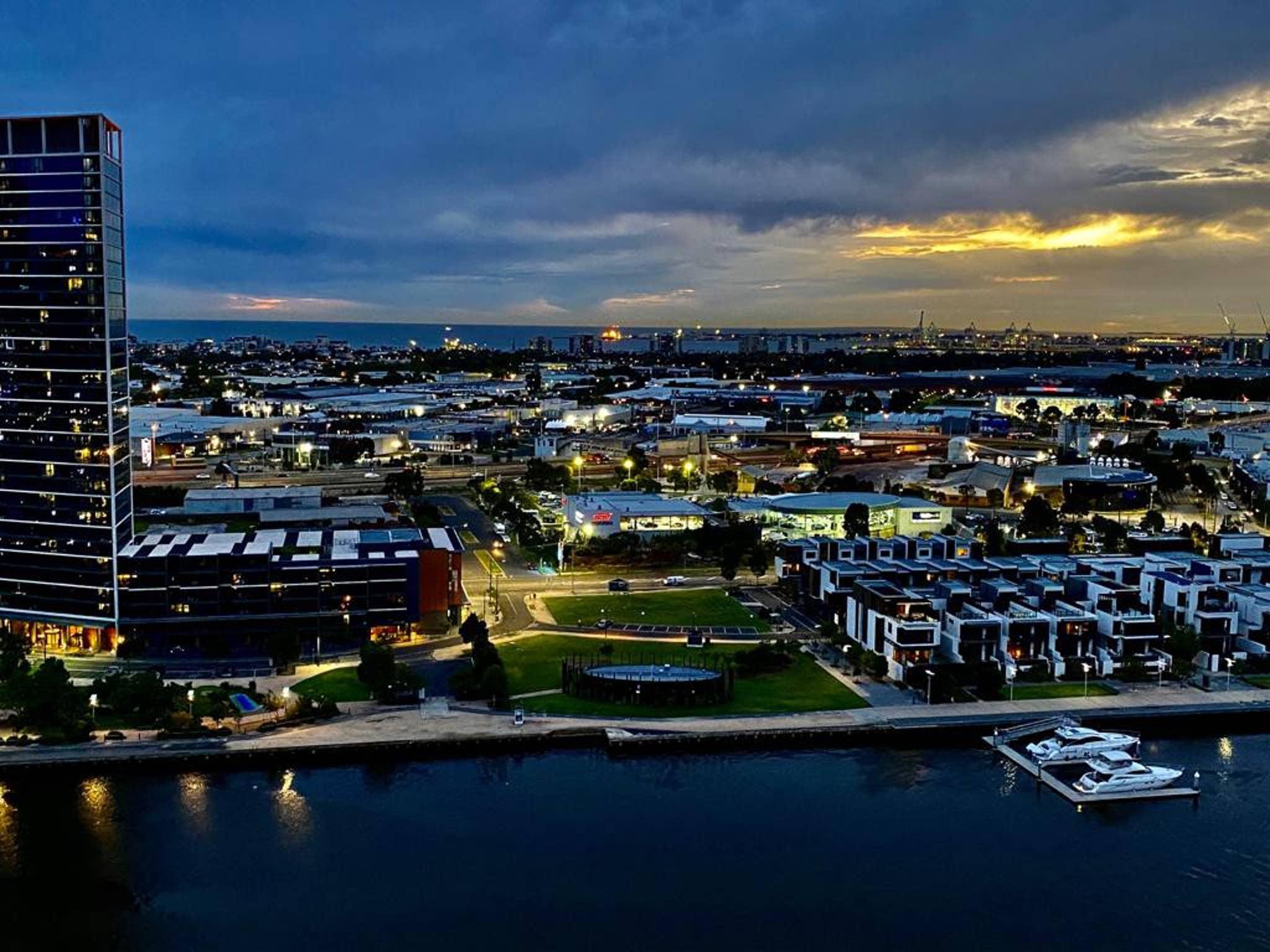 Ferienwohnung Atemberaubende Aussicht auf den Fluss Kostenlose Parkpltze Straenbahn WLAN (2782022), Melbourne, , Victoria, Australien, Bild 37