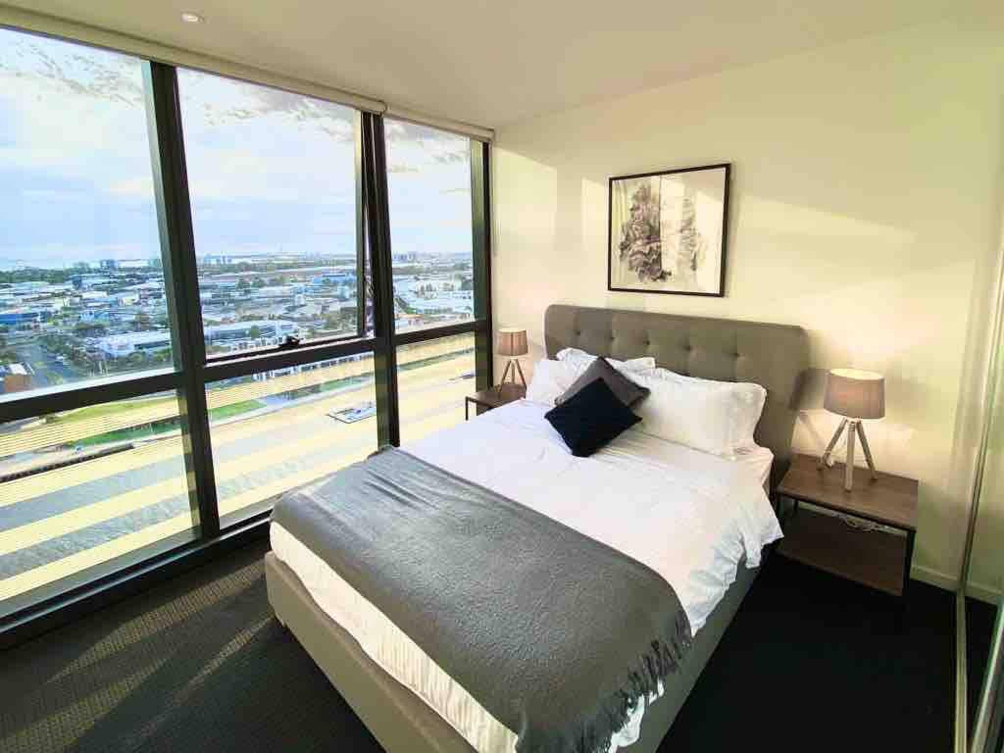 Ferienwohnung Atemberaubende Aussicht auf den Fluss Kostenlose Parkpltze Straenbahn WLAN (2782022), Melbourne, , Victoria, Australien, Bild 22