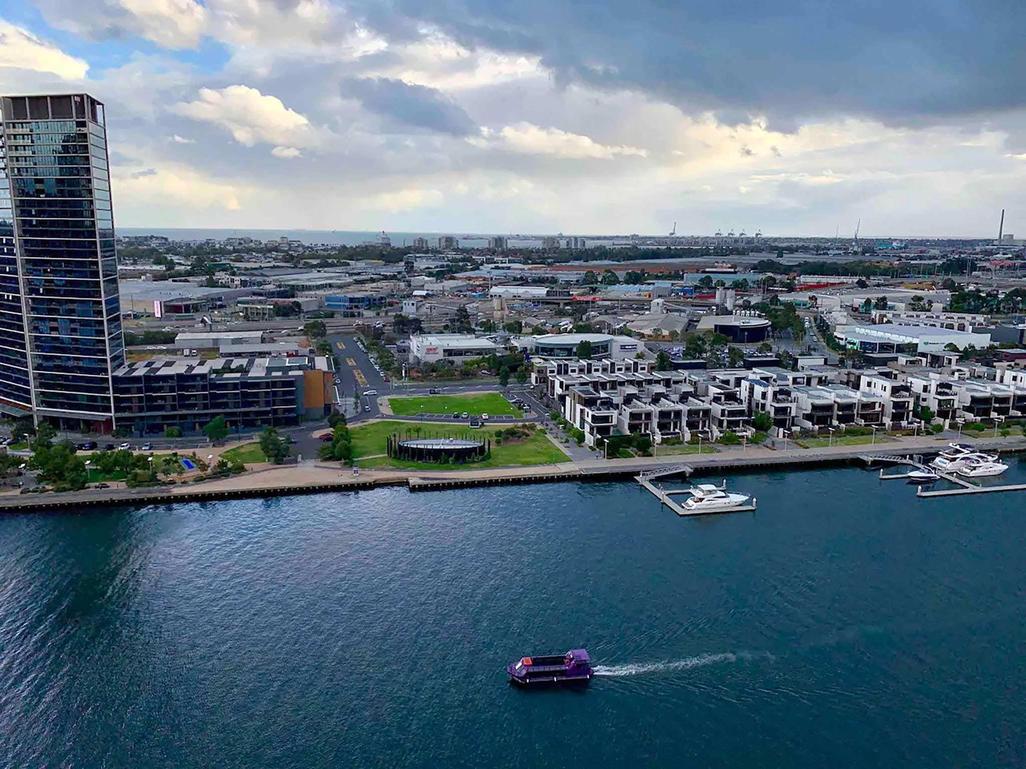 Ferienwohnung Atemberaubende Aussicht auf den Fluss Kostenlose Parkpltze Straenbahn WLAN (2782022), Melbourne, , Victoria, Australien, Bild 9