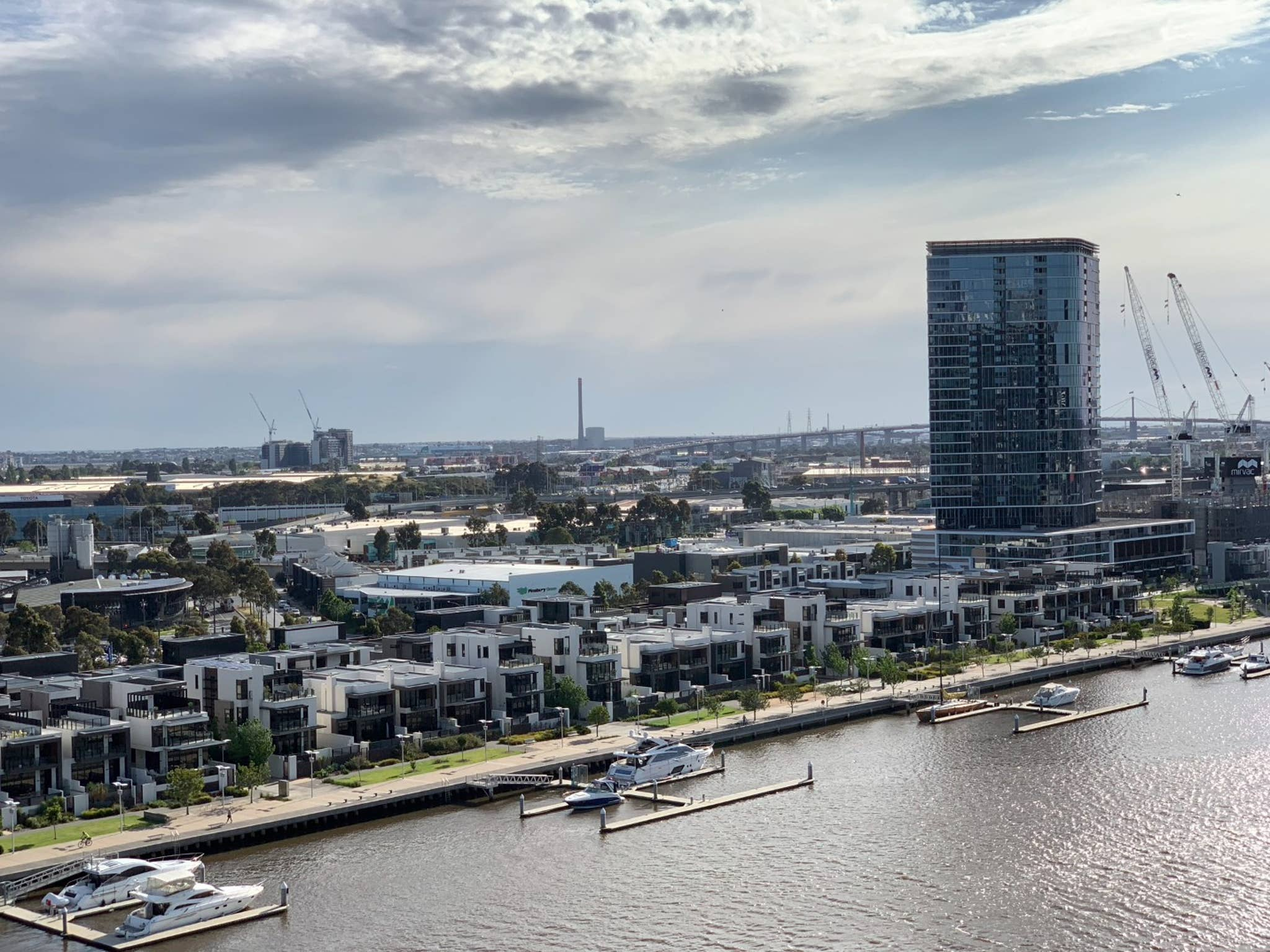 Ferienwohnung Atemberaubende Aussicht auf den Fluss Kostenlose Parkpltze Straenbahn WLAN (2782022), Melbourne, , Victoria, Australien, Bild 32