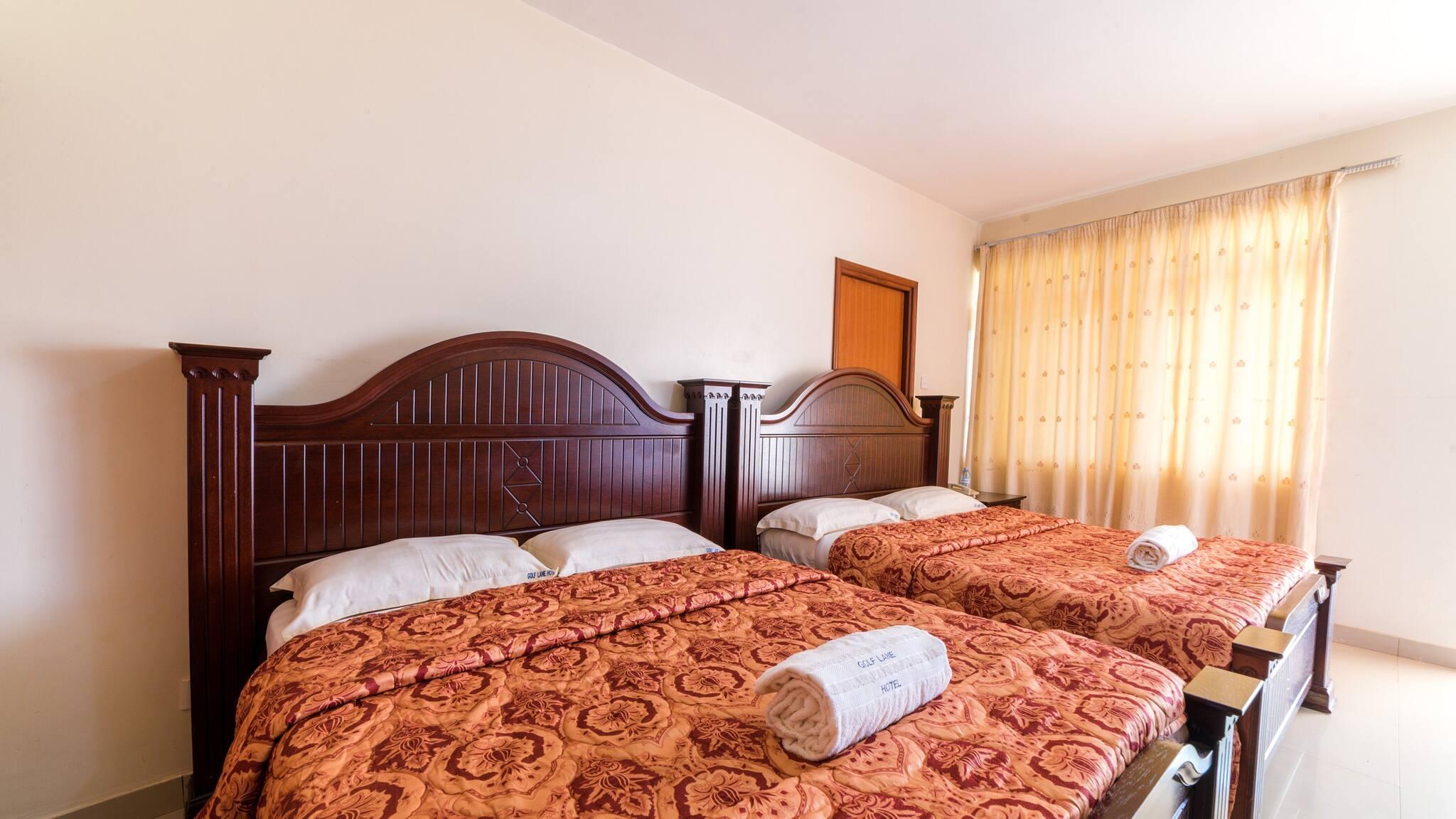 Trendy Deluxe Zweibettzimmer in Masaka - 2  in Uganda