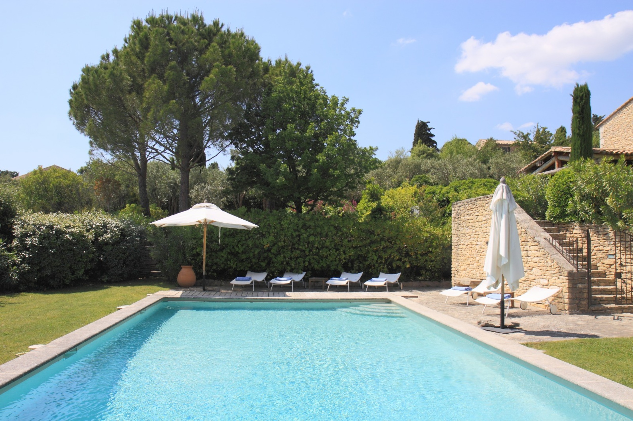 Holiday house Der Fall - Fabelhaftes Landhaus in Gordes (2520443), Gordes, Vaucluse, Provence - Alps - Côte d'Azur, France, picture 2