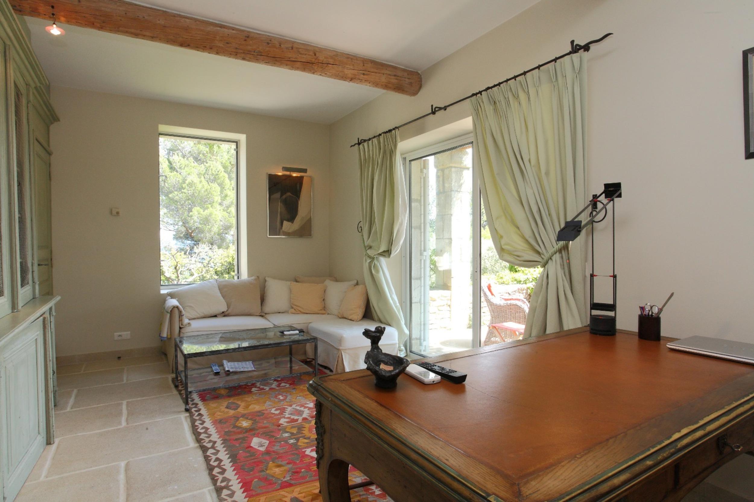 Holiday house Der Fall - Fabelhaftes Landhaus in Gordes (2520443), Gordes, Vaucluse, Provence - Alps - Côte d'Azur, France, picture 12