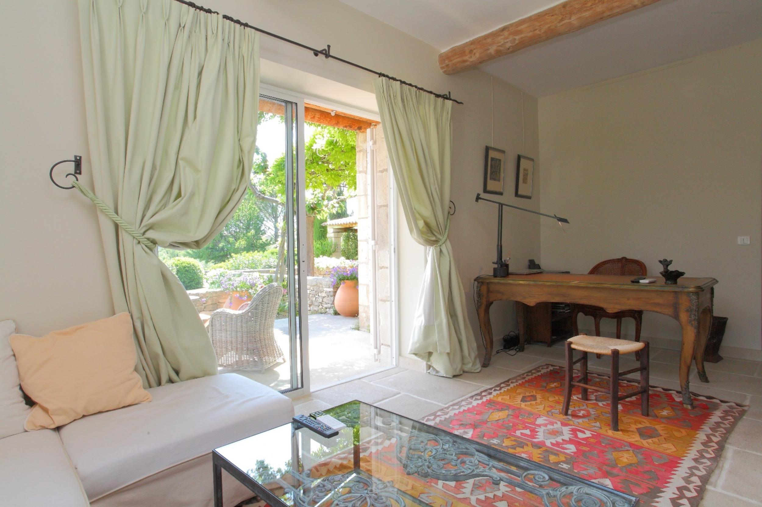Holiday house Der Fall - Fabelhaftes Landhaus in Gordes (2520443), Gordes, Vaucluse, Provence - Alps - Côte d'Azur, France, picture 11