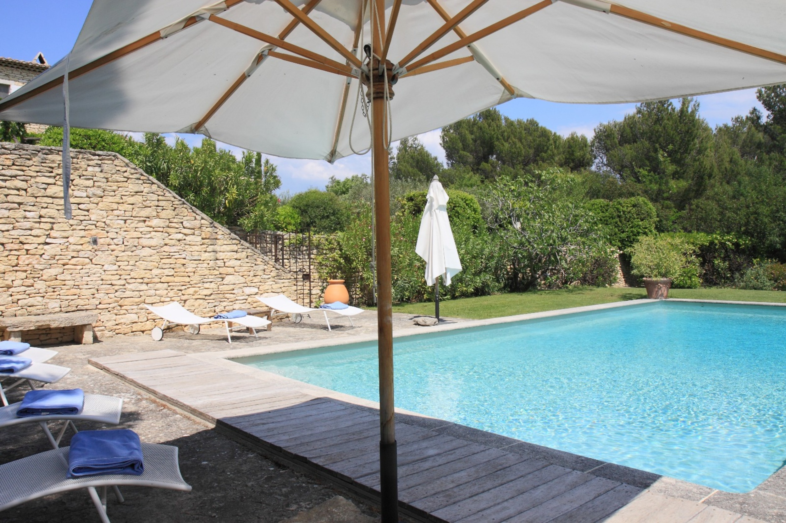 Holiday house Der Fall - Fabelhaftes Landhaus in Gordes (2520443), Gordes, Vaucluse, Provence - Alps - Côte d'Azur, France, picture 3