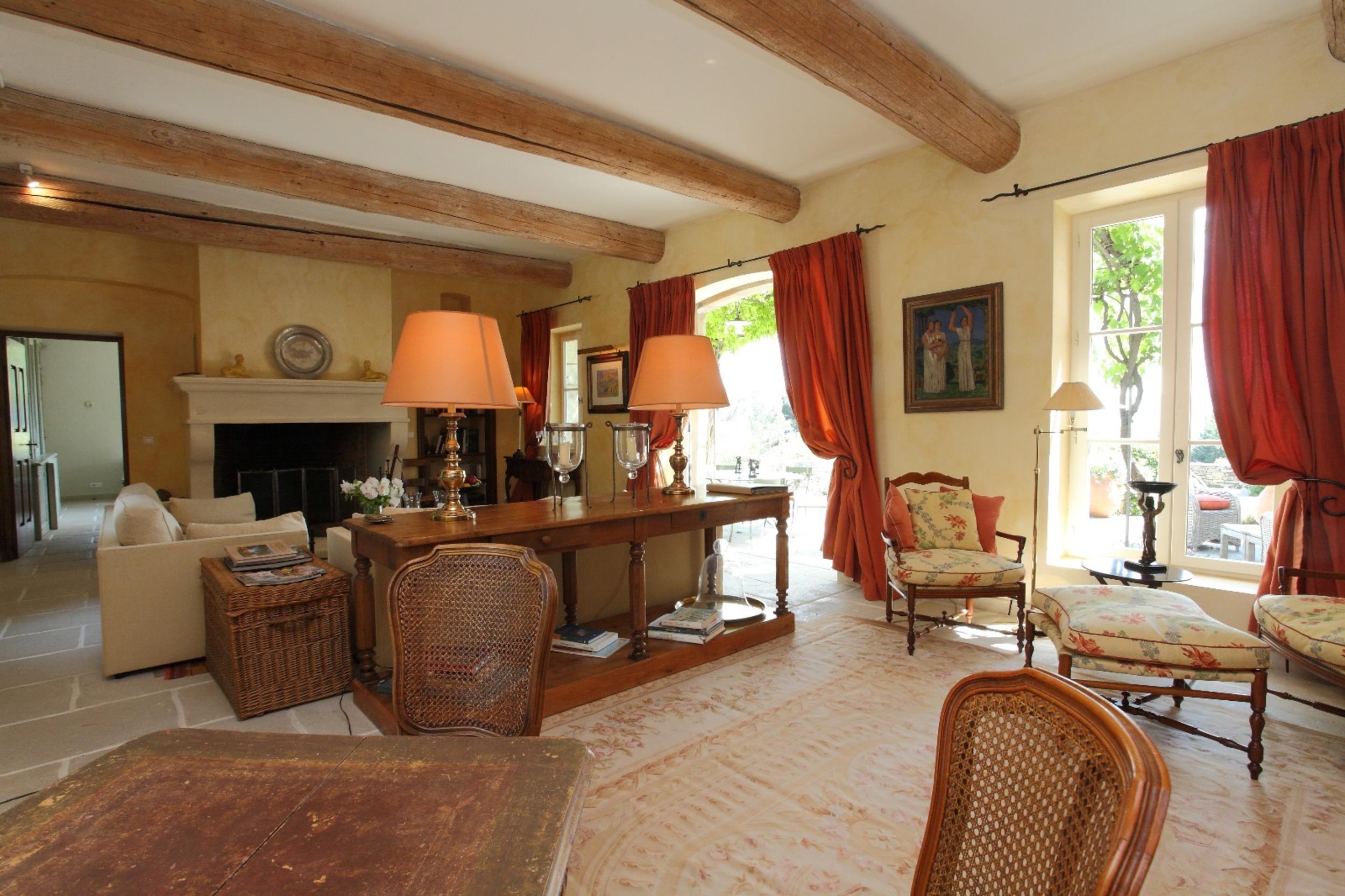 Holiday house Der Fall - Fabelhaftes Landhaus in Gordes (2520443), Gordes, Vaucluse, Provence - Alps - Côte d'Azur, France, picture 5