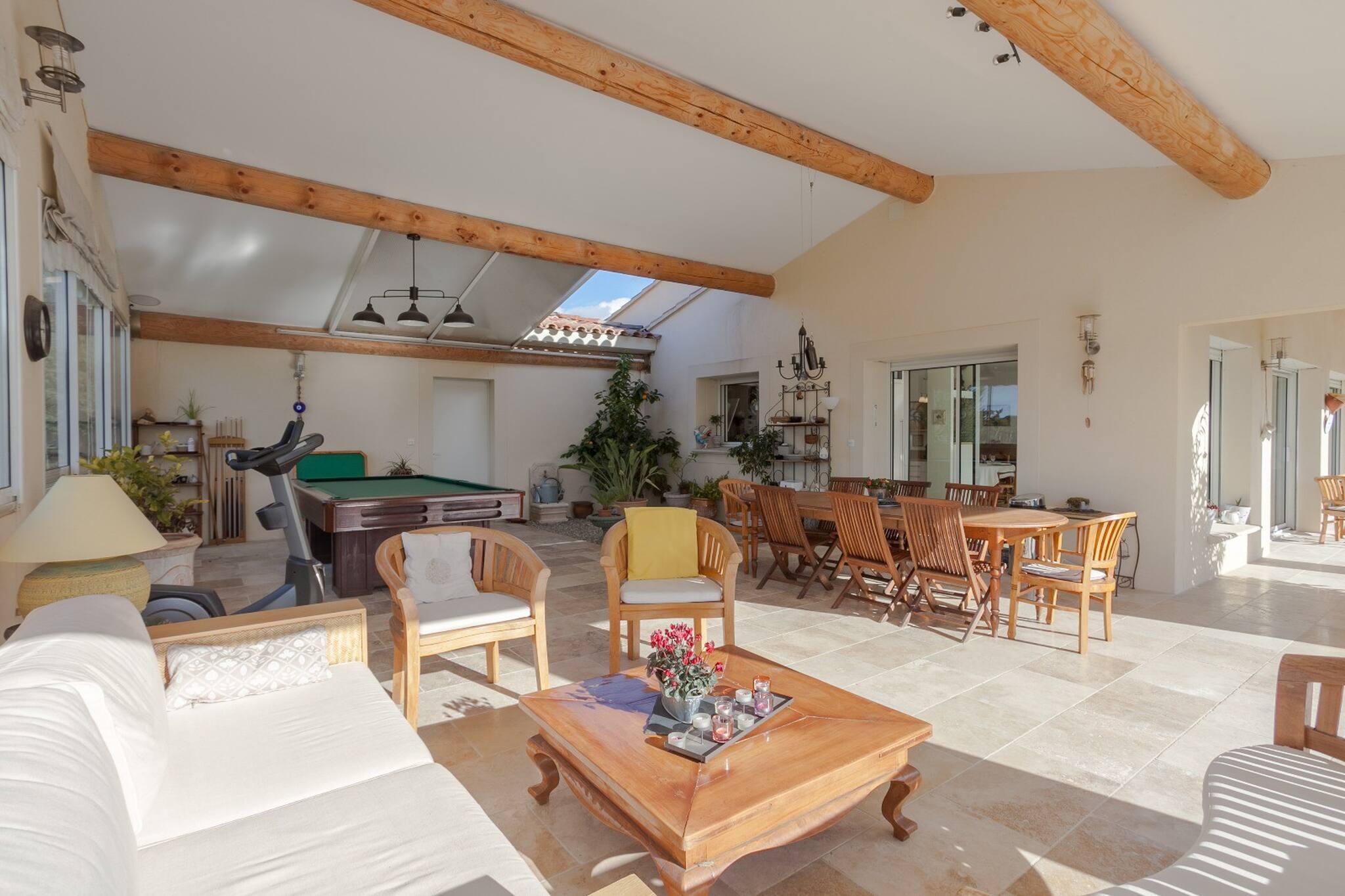 Maison de vacances La Bien Méritée - Für einen unvergesslichen Urlaub (2647544), L'Isle sur la Sorgue, Vaucluse, Provence - Alpes - Côte d'Azur, France, image 4