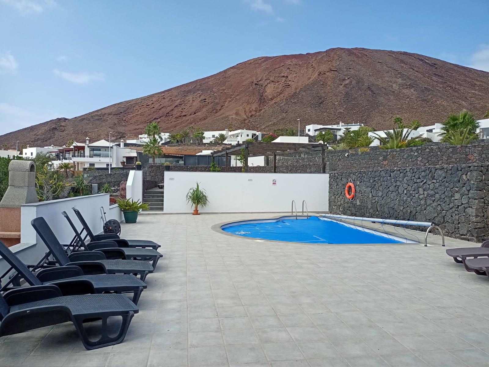 Unter dem Vulkan in Playa Blanca Ferienhaus  Lanzarote